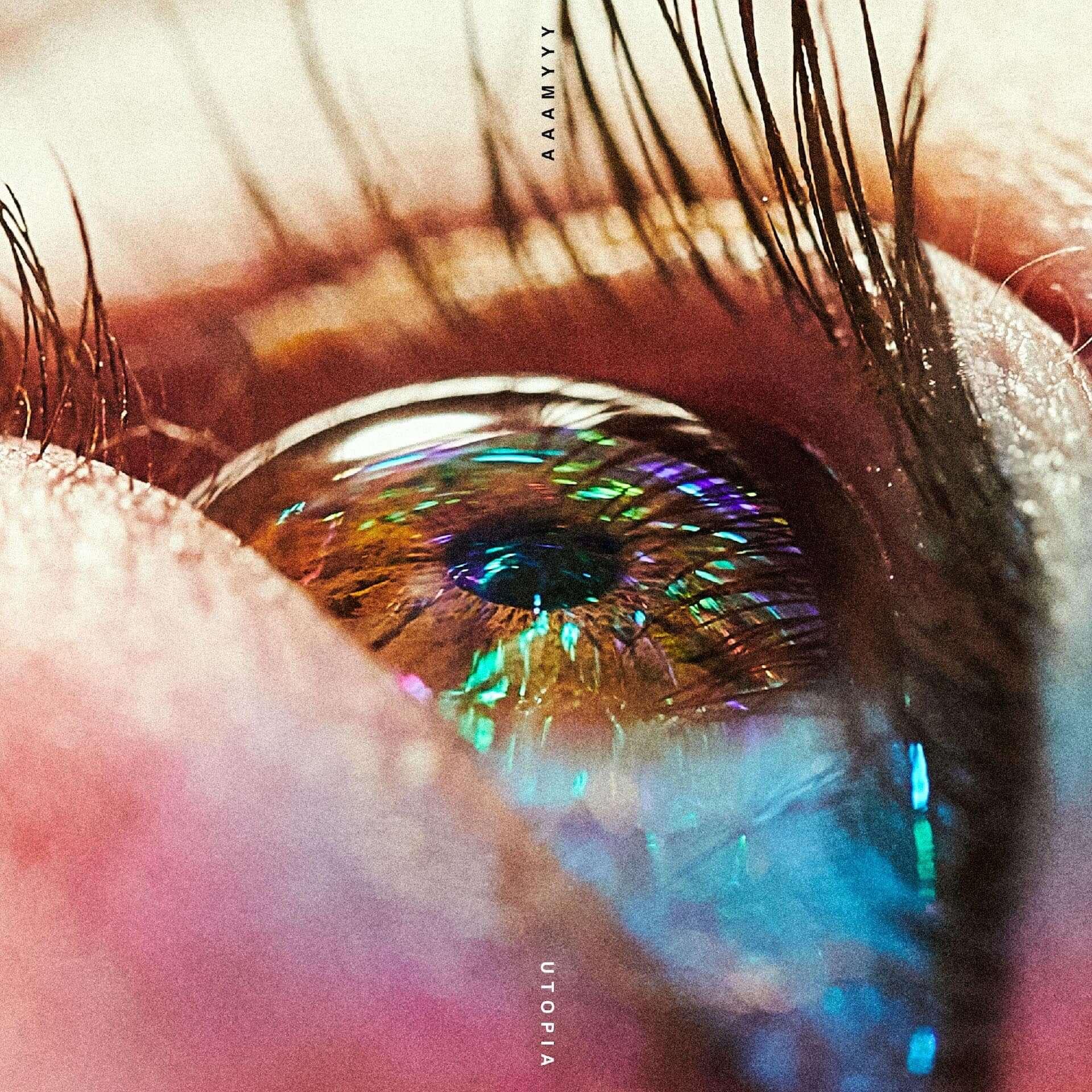 "AAAMYYYがTENDREらを迎えた配信シングル""Utopia""をリリース決定!明日のJ-WAVE『STEP ONE』にて初オンエア music200803_aaamyyy_1-1920x1920"