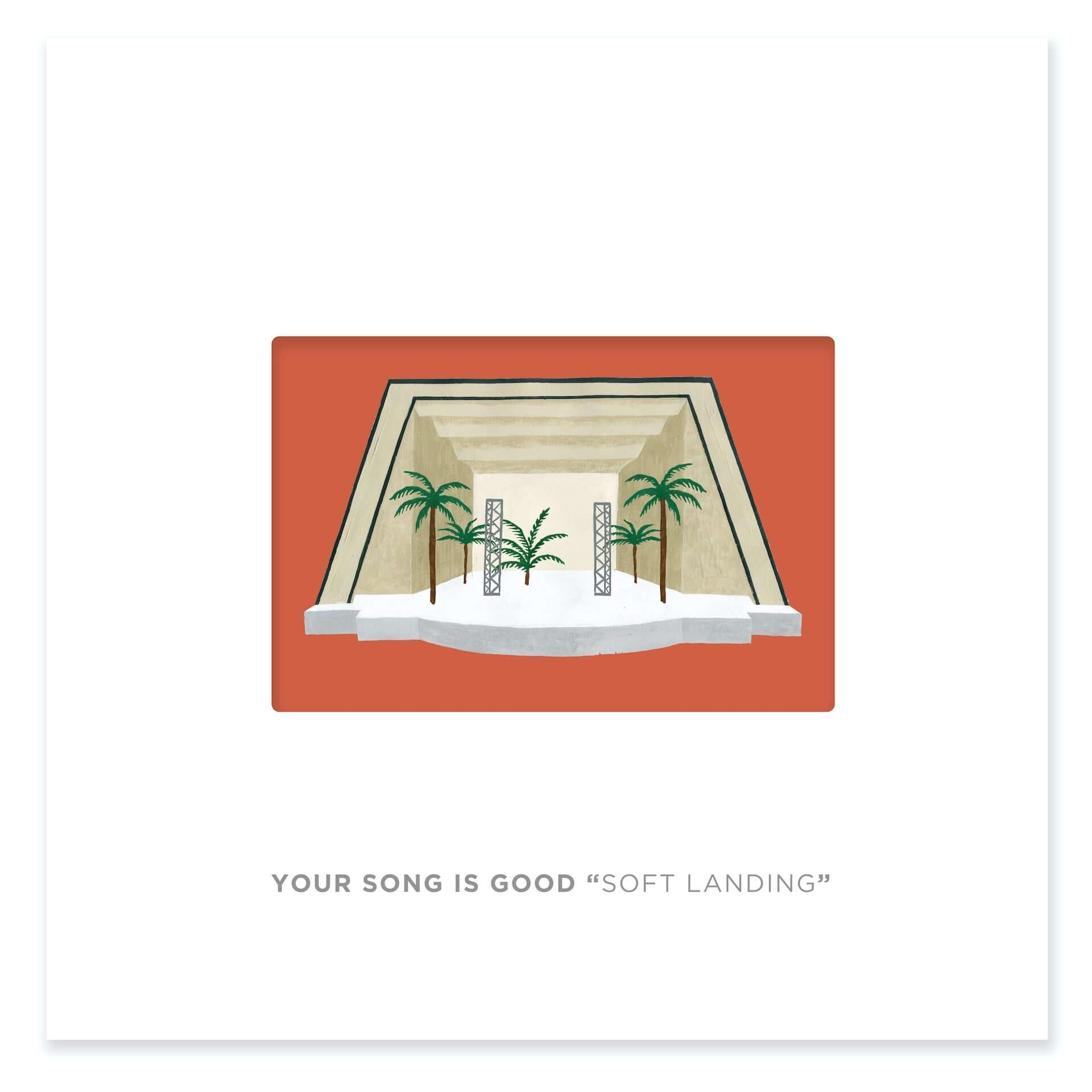 YOUR SONG IS GOOD結成20周年を記念した日比谷野音でのワンマン<SOFT LANDING>がBlu-ray化決定! music200803_yoursongisgood_13-1920x1920