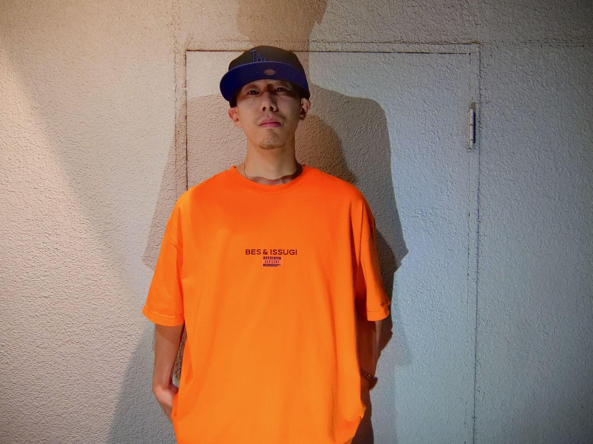 BESとISSUGIによる傑作ジョイントAL第2弾『Purple Ability』のジャケット、ロゴを用いたTシャツが完全限定で発売!予約受付が本日よりスタート! music200803-bes-issugi-2