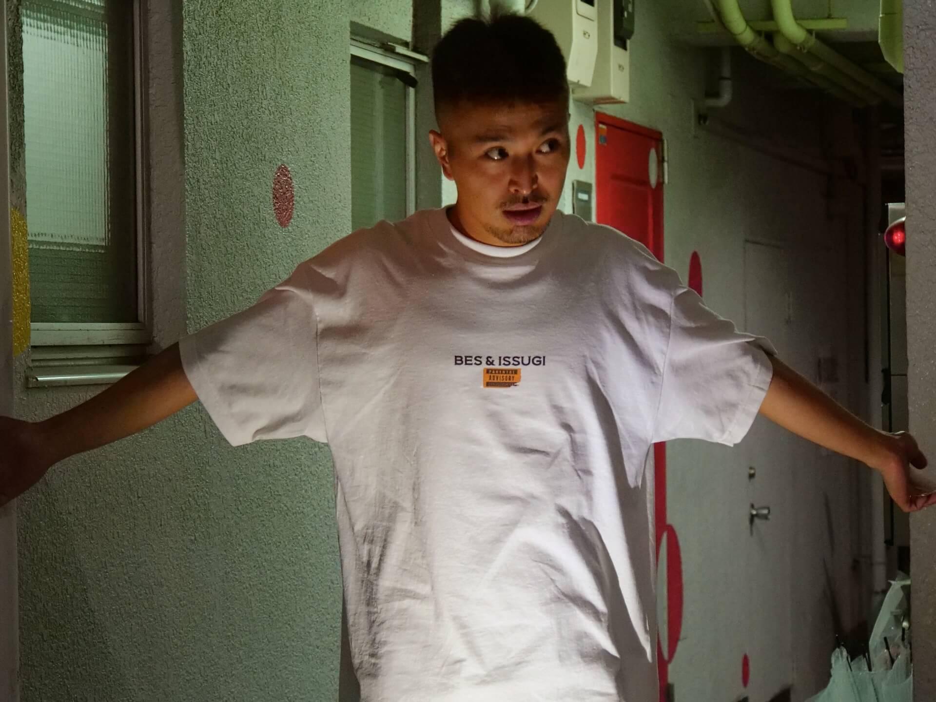 BESとISSUGIによる傑作ジョイントAL第2弾『Purple Ability』のジャケット、ロゴを用いたTシャツが完全限定で発売!予約受付が本日よりスタート! music200803-bes-issugi-4
