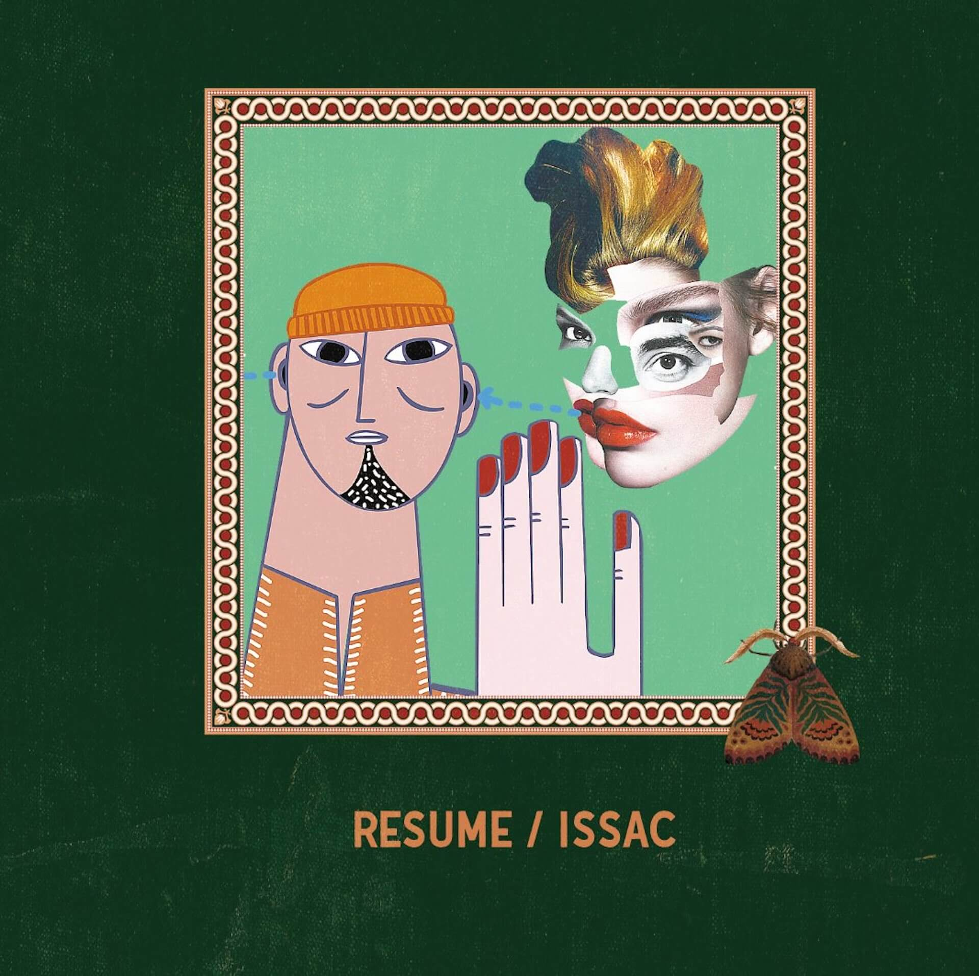 ROCKASEN・ISSACが待望のソロアルバム『RESUME』を〈RCslum〉からリリース|BUSHMIND、CHAPAH、DJ HIGHSCHOOL、M.O.Pらが参加 music200803-issac-rockasen
