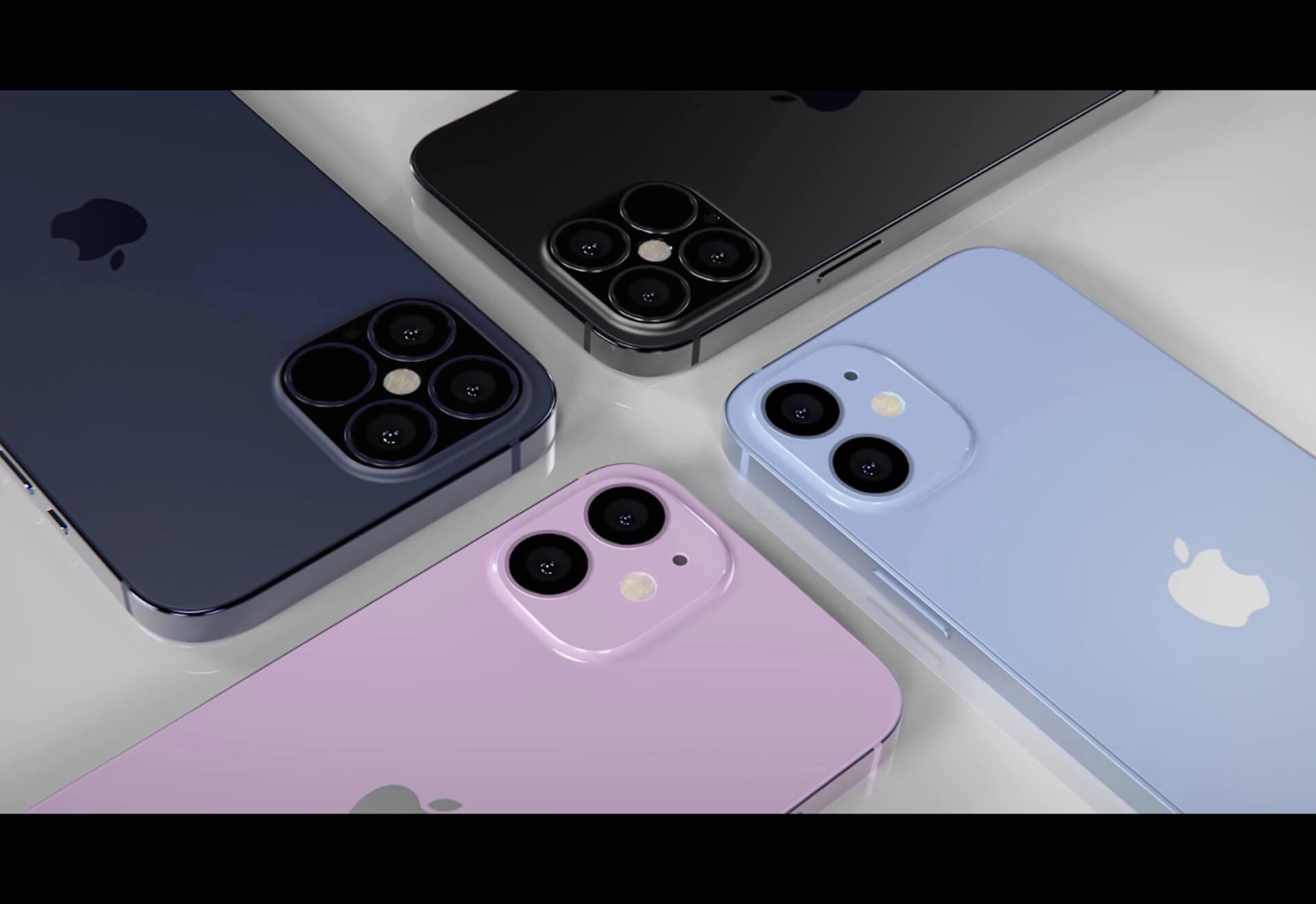 iPhone 12の6.1インチモデル2種が先行発売?5.4&6.7インチモデルは遅れて登場か tech200804_iphone12_release_main