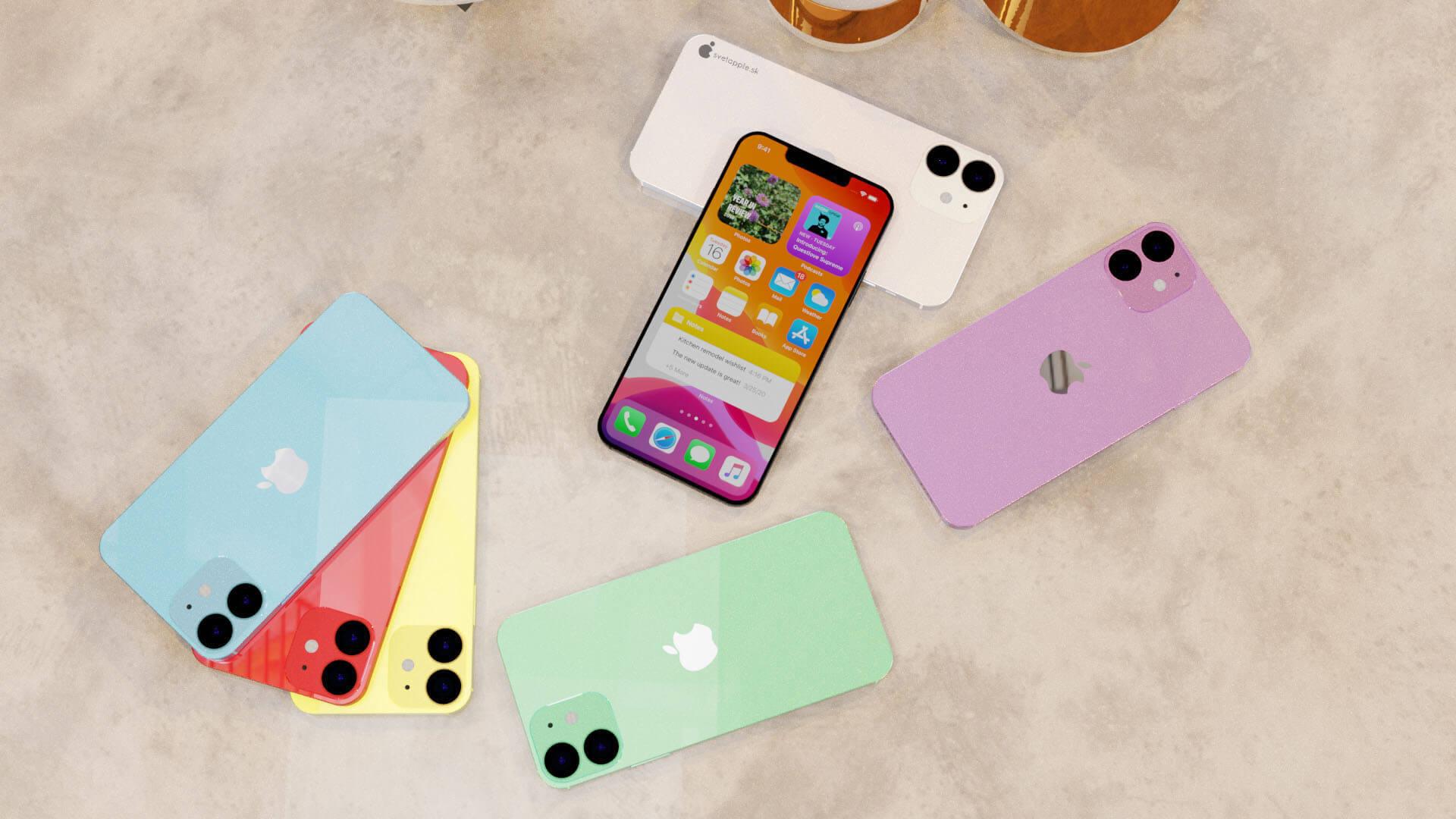 iPhone 12の5.4インチモデルのノッチ幅は14%ほど狭くなる?新レンダリング画像が公開 tech200805_iphone12_pic_1