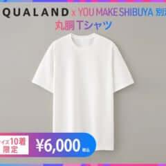 各¥4,500(tax incl.) サイズ:M・L・XL カラー:ホワイト・ブラック 数量:制限なし