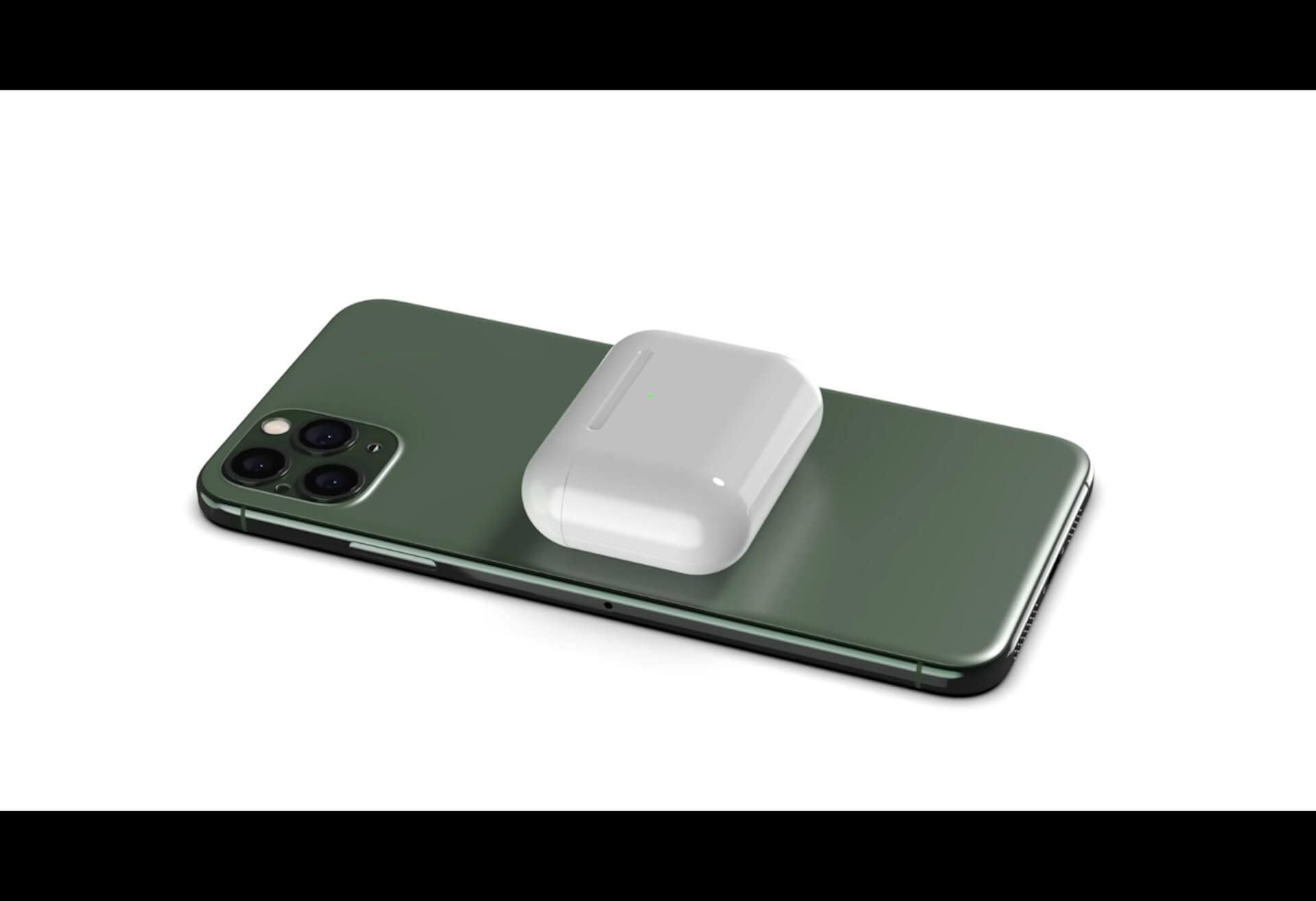 iPhone 12シリーズはやはりデバイス同士で双方向充電できる?シャーシ部分にマグネット搭載か tech200805_iphone12_charge_main