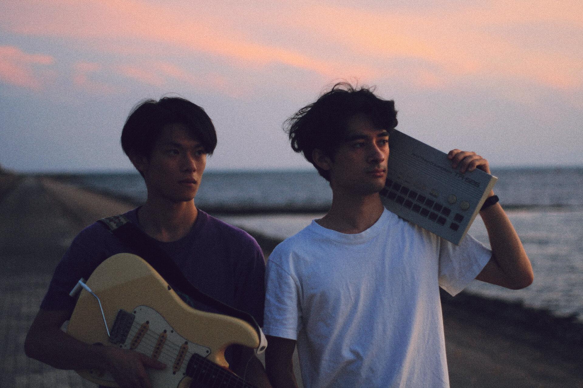 名古屋の宅録ユニットOgawa & Tokoro、〈カクバリズム〉より7インチ・シングル&デジタルEP『Shinmaiko』をリリース music200807-ogawa-tokoro-kakubarhythm-2