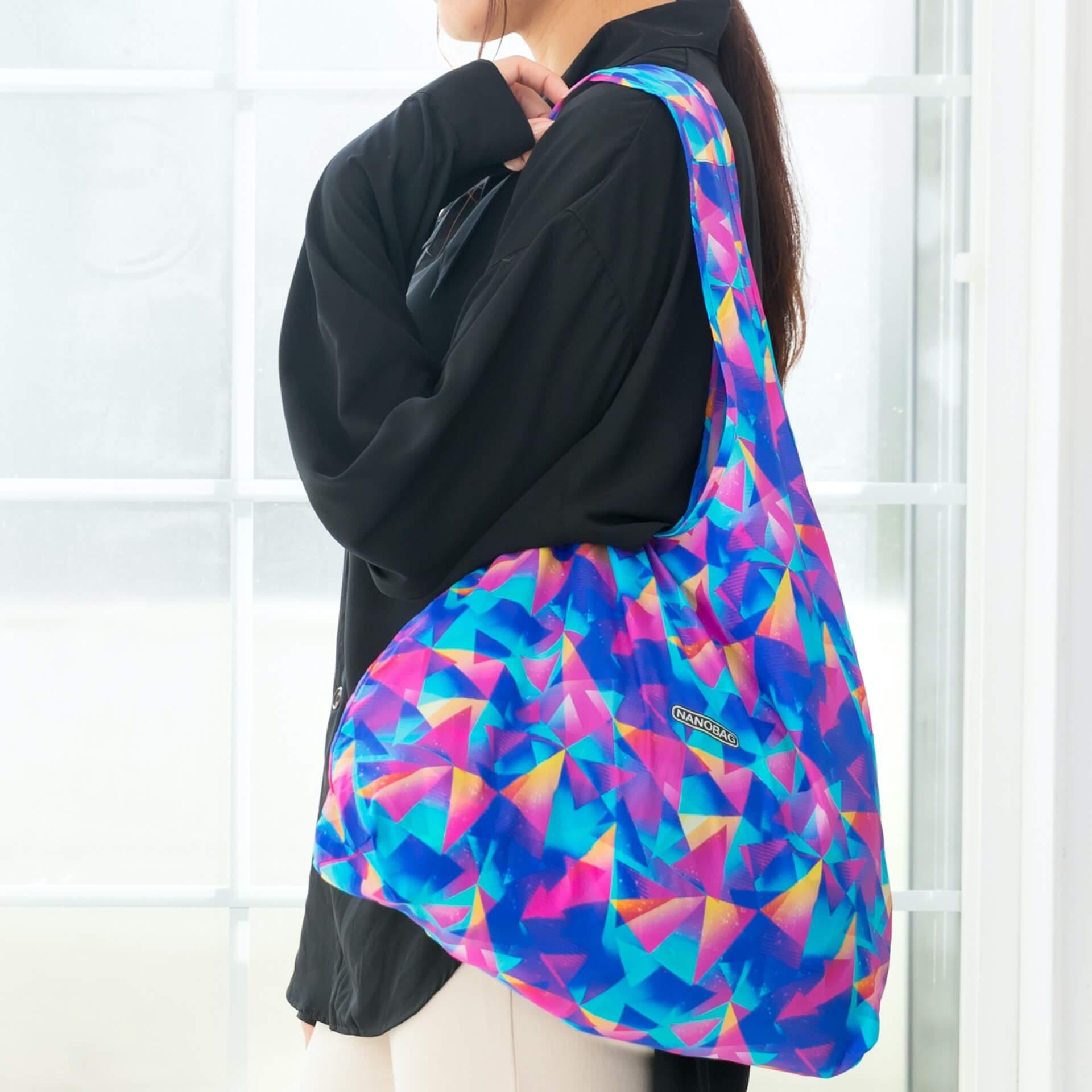 手のひらサイズのエコバッグ『NANOBAG』でお買い物しよう!全国販売を記念したTwitterプレゼントキャンペーンが実施 ac200714_nanobag_08