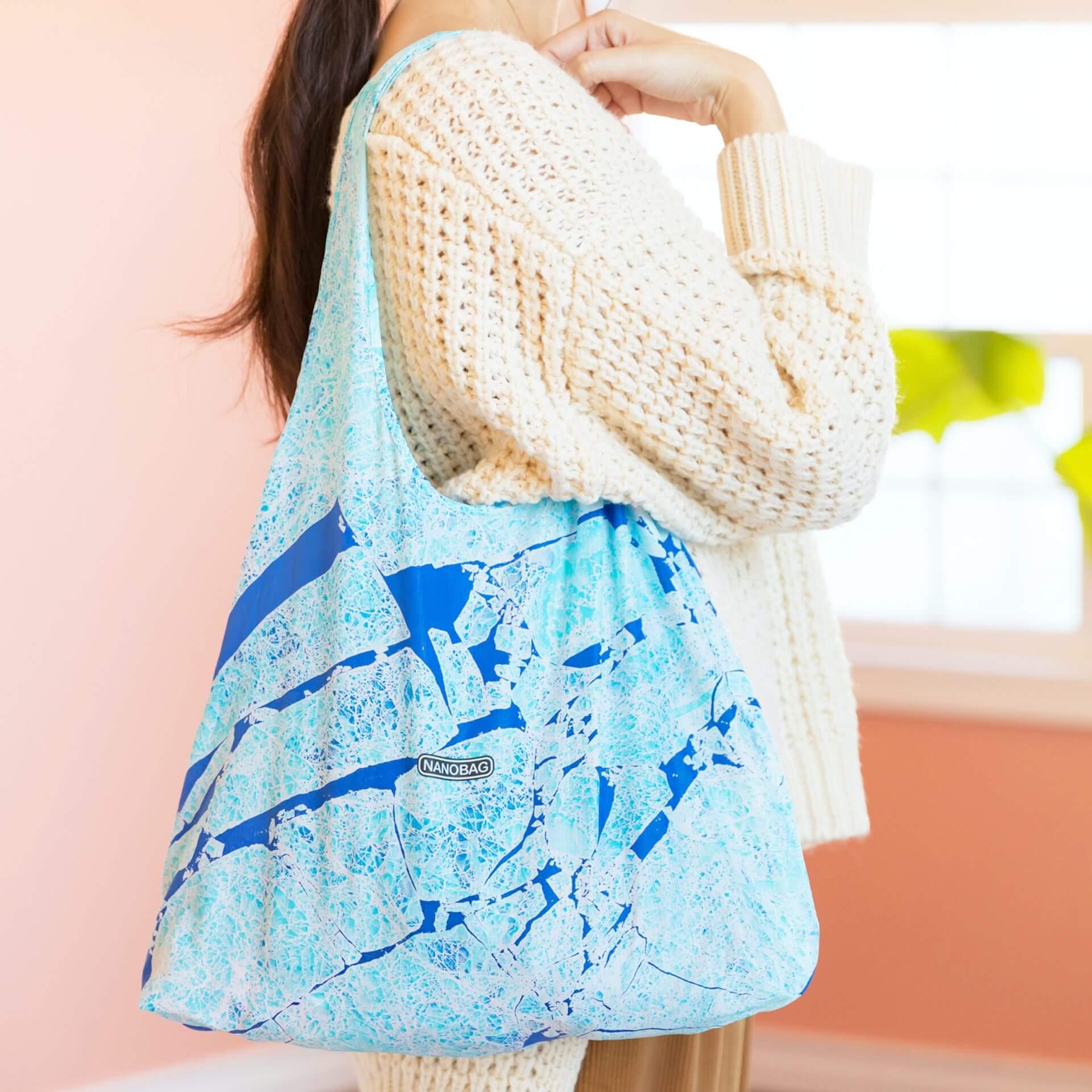 手のひらサイズのエコバッグ『NANOBAG』でお買い物しよう!全国販売を記念したTwitterプレゼントキャンペーンが実施 ac200714_nanobag_10