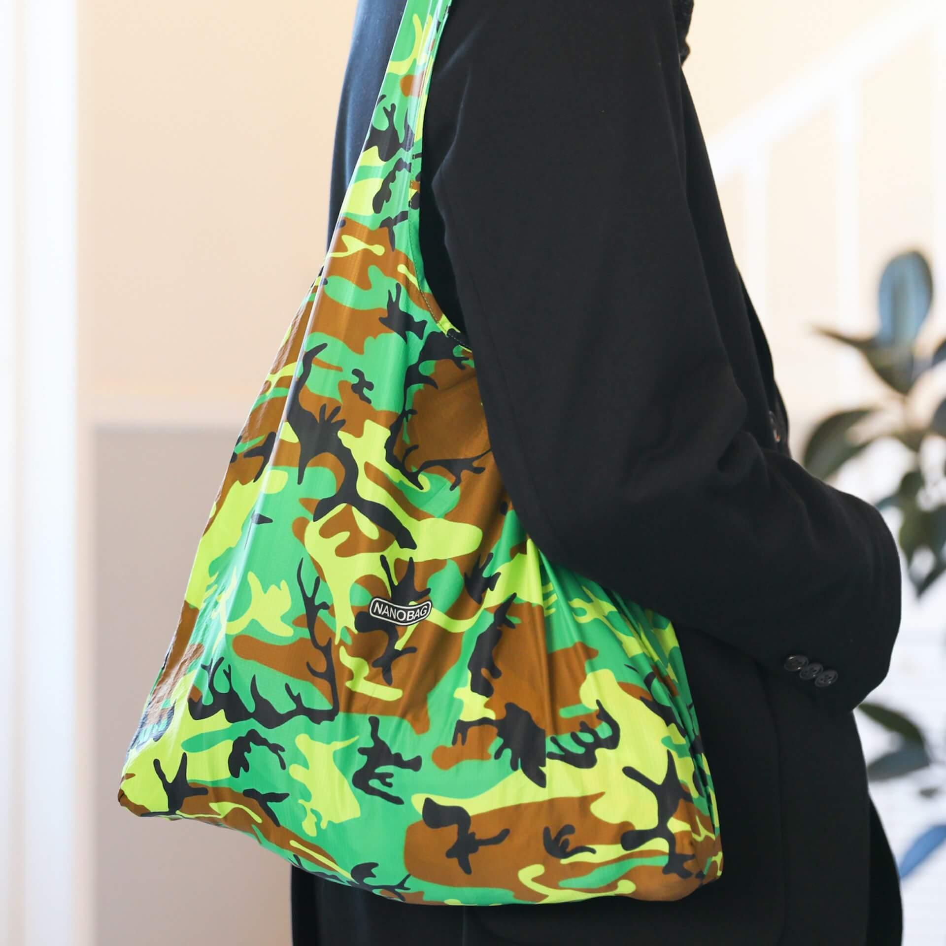 手のひらサイズのエコバッグ『NANOBAG』でお買い物しよう!全国販売を記念したTwitterプレゼントキャンペーンが実施 ac200714_nanobag_11