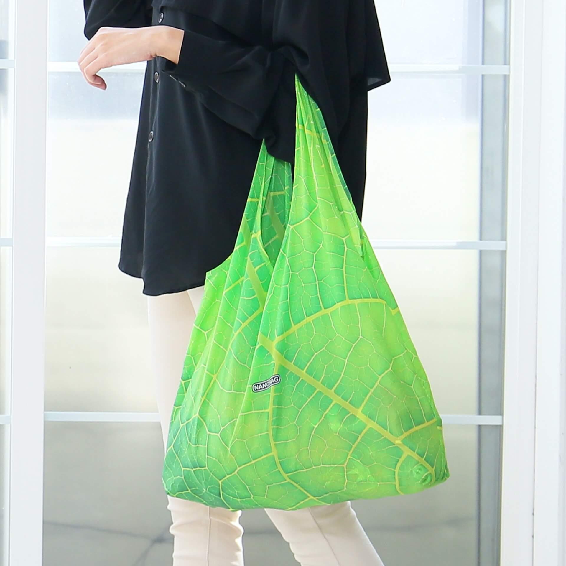 手のひらサイズのエコバッグ『NANOBAG』でお買い物しよう!全国販売を記念したTwitterプレゼントキャンペーンが実施 ac200714_nanobag_13