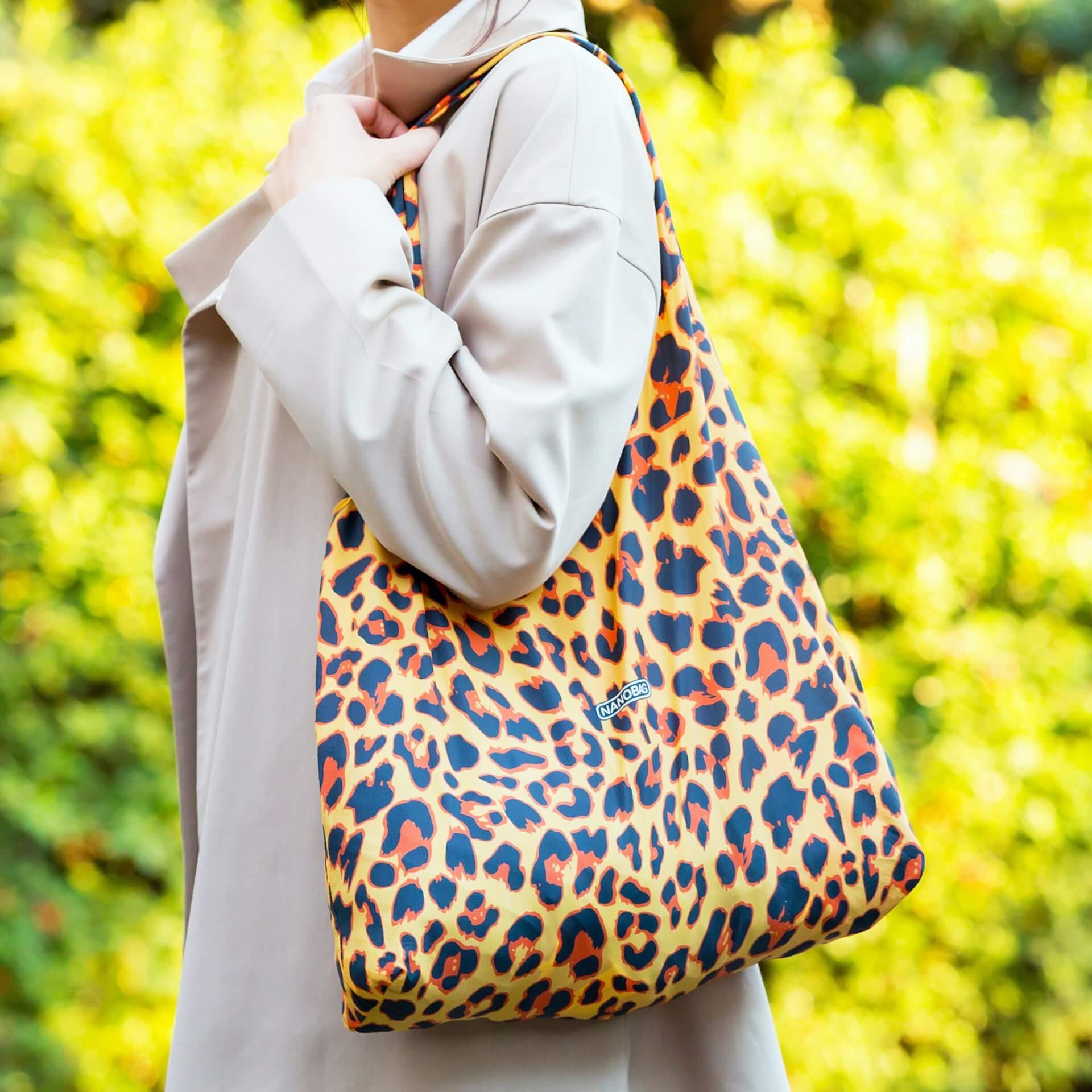 手のひらサイズのエコバッグ『NANOBAG』でお買い物しよう!全国販売を記念したTwitterプレゼントキャンペーンが実施 ac200714_nanobag_14