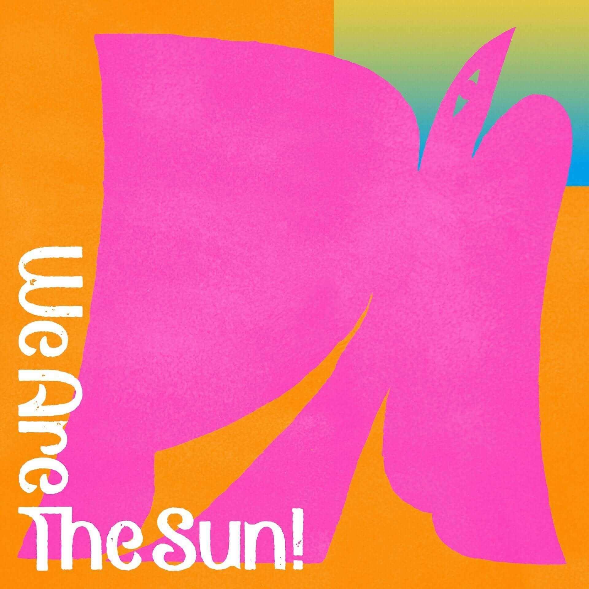 """TAMTAM2年ぶりのアルバム『We Are the Sun!』から鎮座DOPENESS参加の""""Worksong!""""の7インチレコードがリリース music200715_tamtam_03"""
