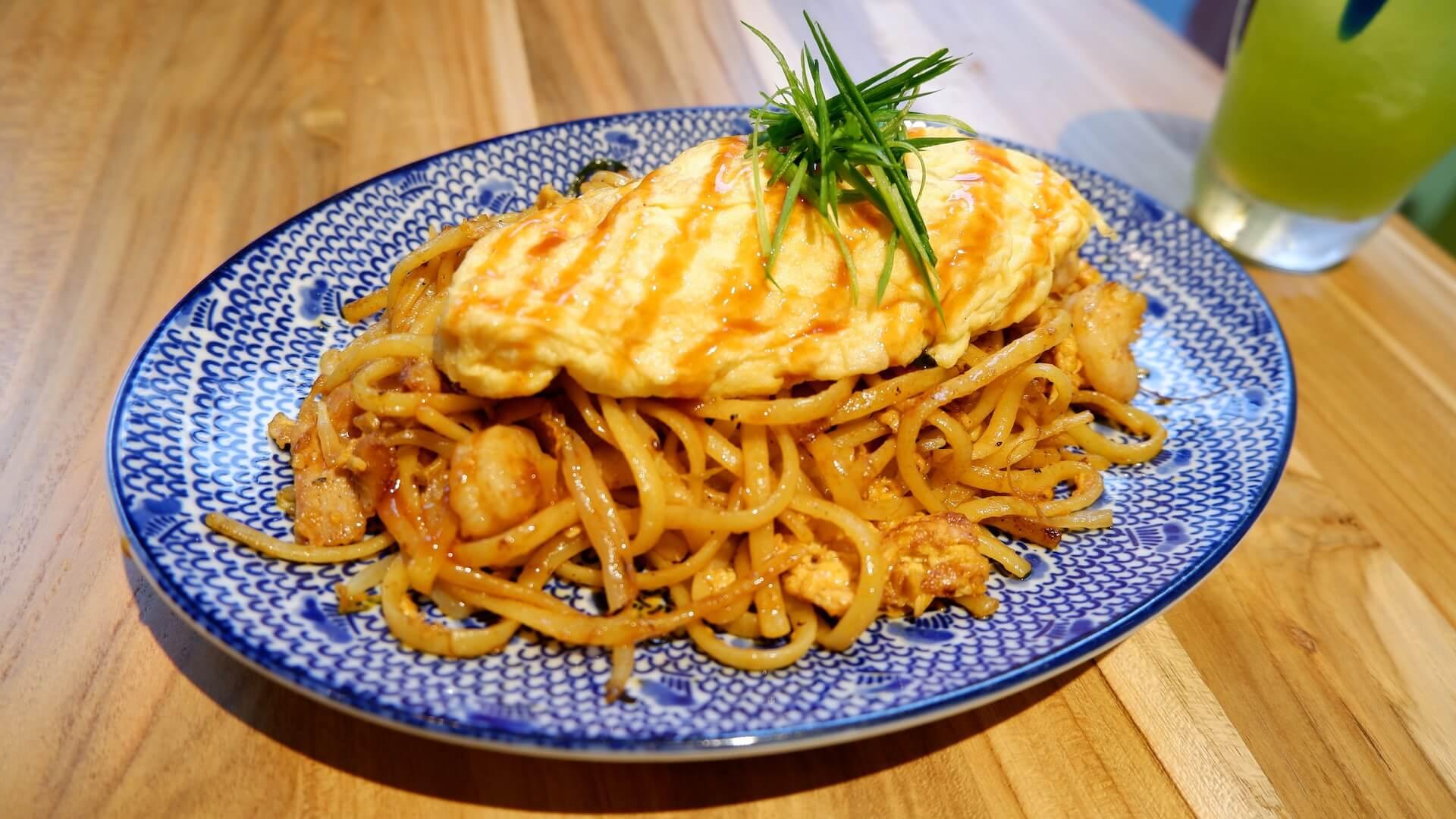 驚くほどもちもちの自家製麺「生パッタイ専門店」2号店が銀座コリドーにオープン!ふんわりオムレツのオムパッタイも新登場 gourmet200717_pattai_ginza_04