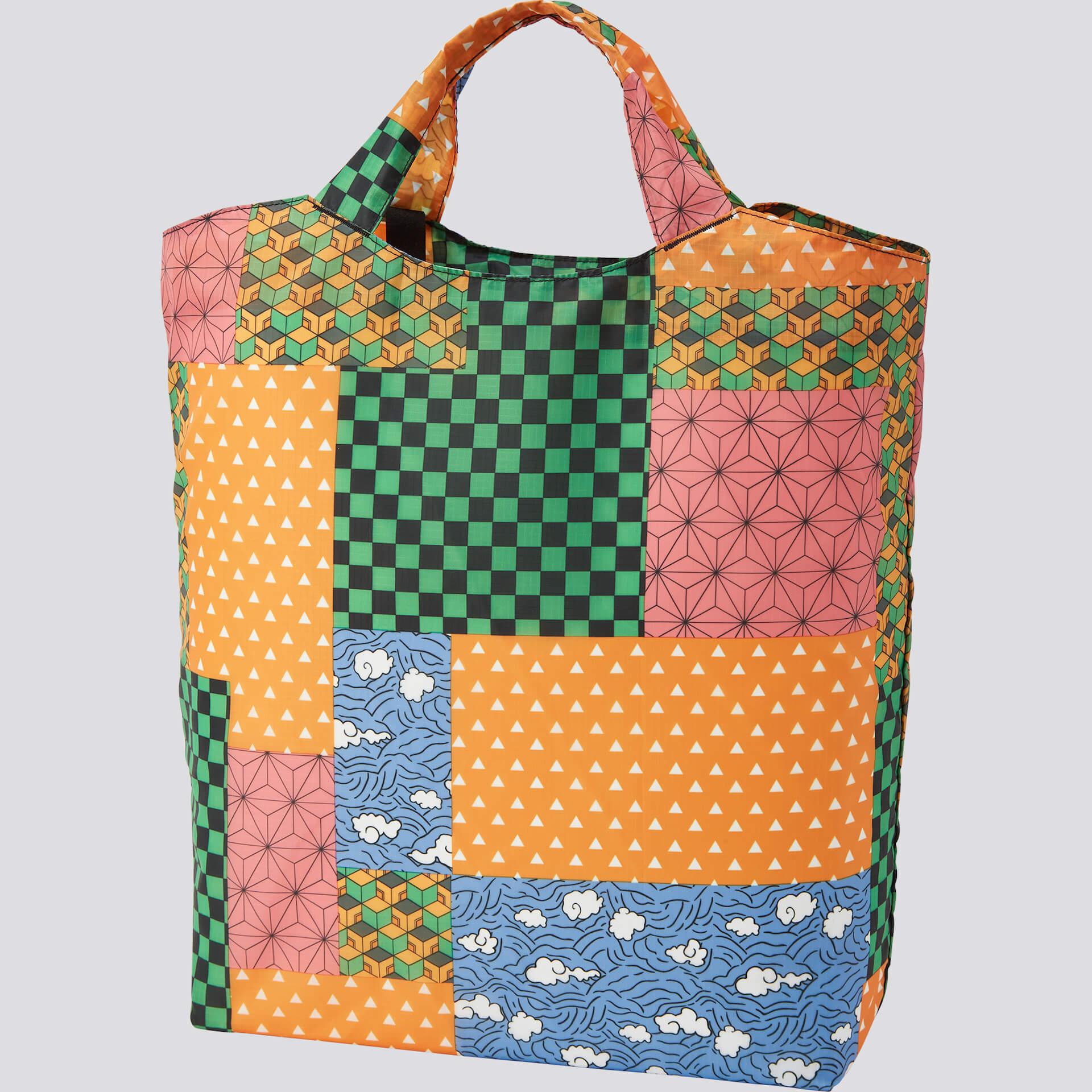 『鬼滅の刃』とユニクロ「UT」コラボ第2弾のコレクションがついに発表!着物や鍔をイメージしたバッグ&タオルも登場 life200817_kimetsu_ut_28