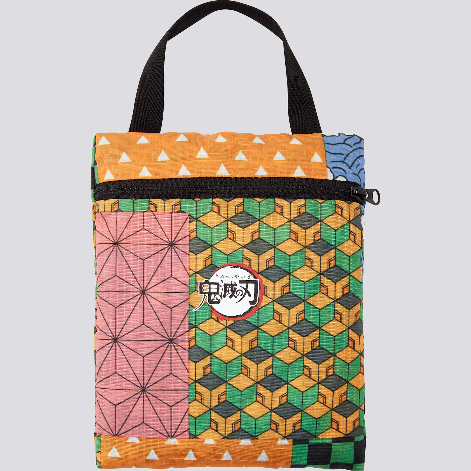 『鬼滅の刃』とユニクロ「UT」コラボ第2弾のコレクションがついに発表!着物や鍔をイメージしたバッグ&タオルも登場 life200817_kimetsu_ut_1