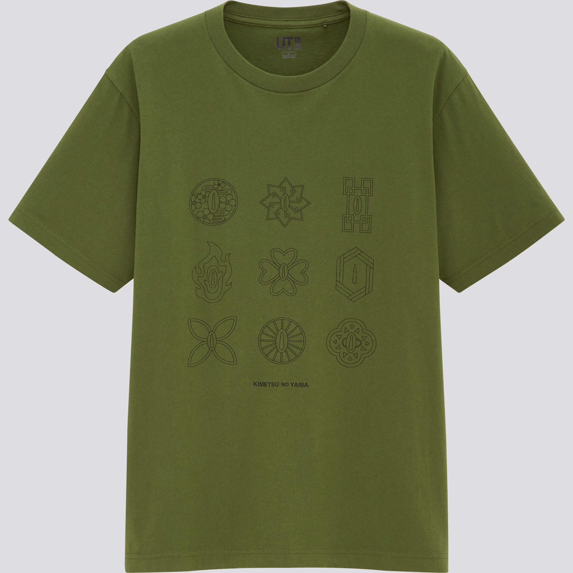 『鬼滅の刃』とユニクロ「UT」コラボ第2弾のコレクションがついに発表!着物や鍔をイメージしたバッグ&タオルも登場 life200817_kimetsu_ut_11