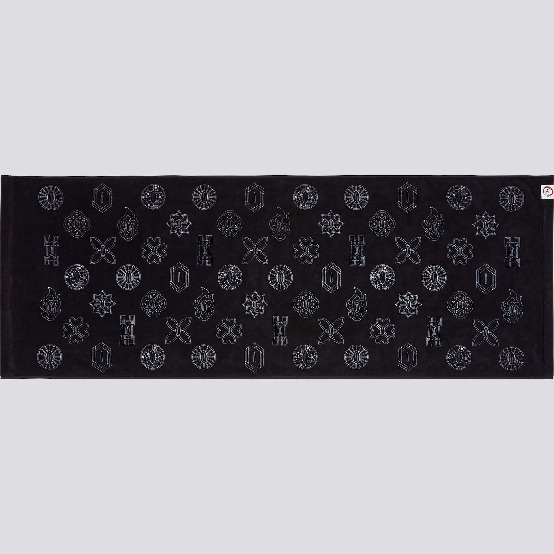『鬼滅の刃』とユニクロ「UT」コラボ第2弾のコレクションがついに発表!着物や鍔をイメージしたバッグ&タオルも登場 life200817_kimetsu_ut_19