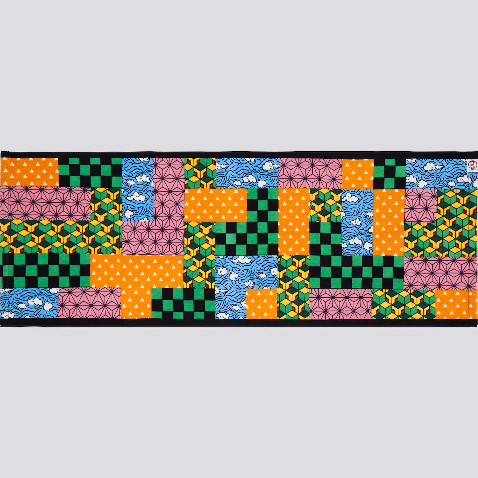 『鬼滅の刃』とユニクロ「UT」コラボ第2弾のコレクションがついに発表!着物や鍔をイメージしたバッグ&タオルも登場 life200817_kimetsu_ut_20