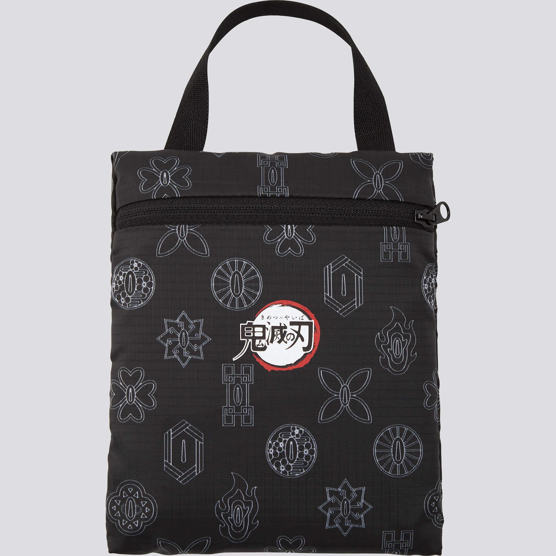 『鬼滅の刃』とユニクロ「UT」コラボ第2弾のコレクションがついに発表!着物や鍔をイメージしたバッグ&タオルも登場 life200817_kimetsu_ut_24