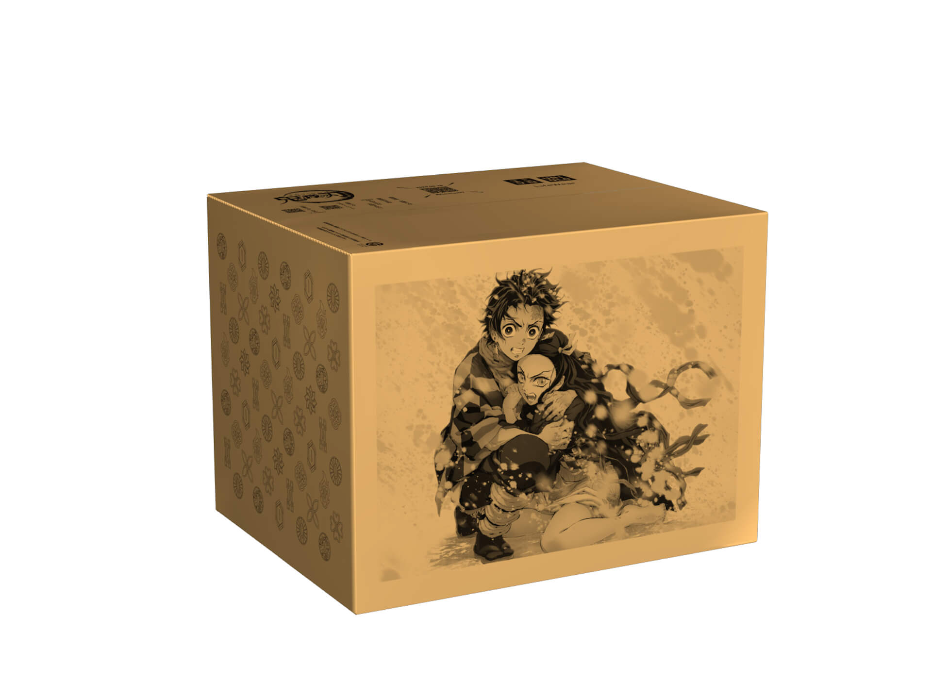 『鬼滅の刃』とユニクロ「UT」コラボ第2弾のコレクションがついに発表!着物や鍔をイメージしたバッグ&タオルも登場 life200817_kimetsu_ut_29