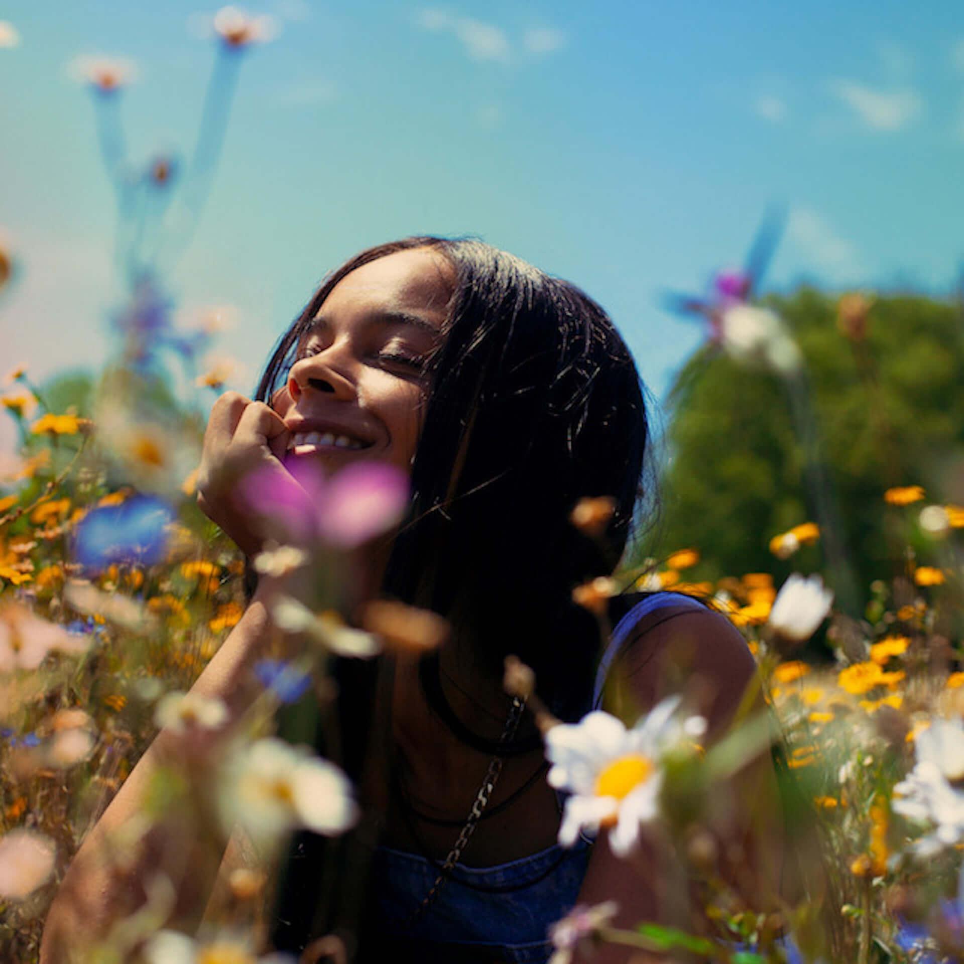 """Bonoboも注目するプロデューサー・TSHAが最新EP『Flowers』を〈Ninja Tune〉からリリース決定!新曲""""Sister""""&本人コメントも公開 music200819_tsha_1-1920x1920"""