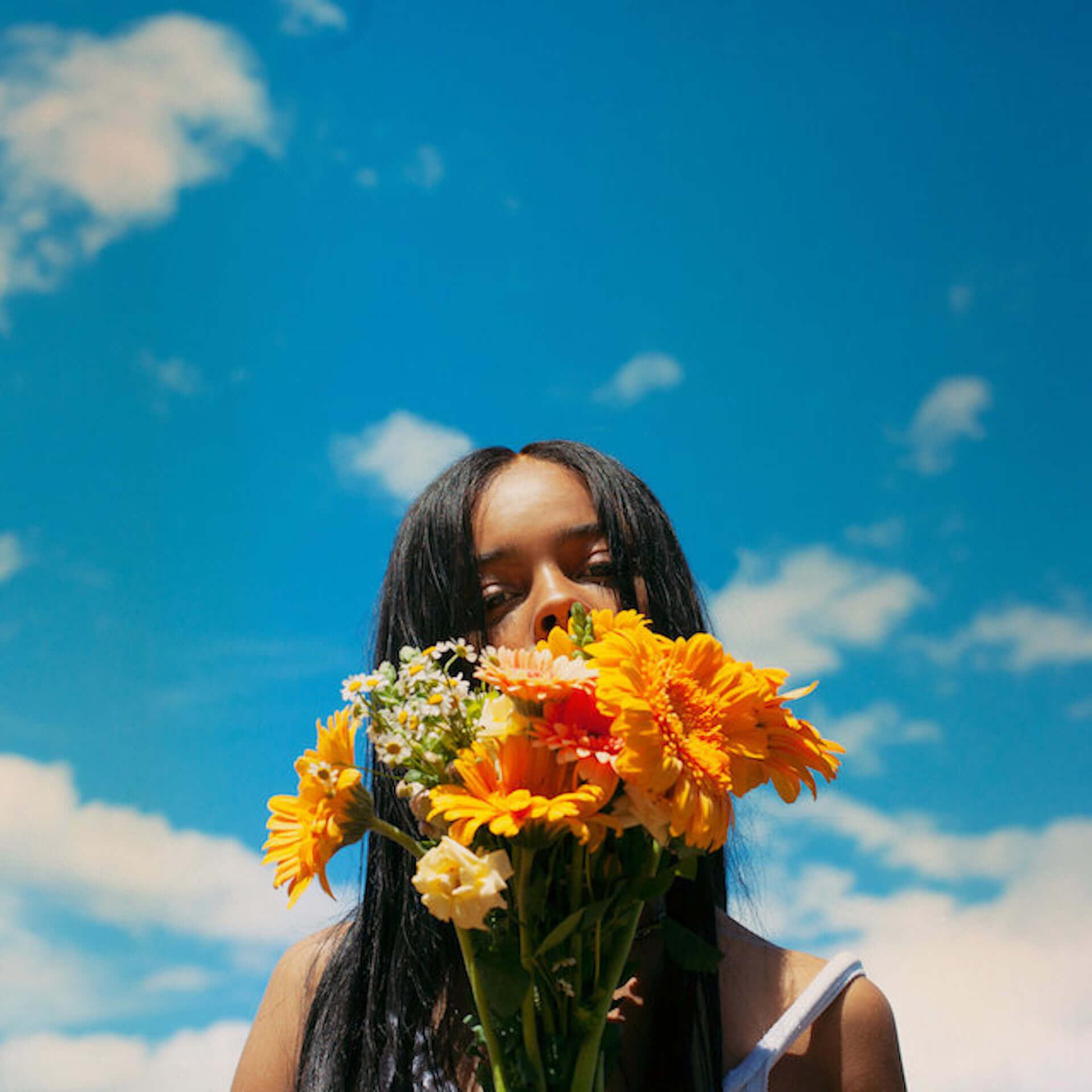 """Bonoboも注目するプロデューサー・TSHAが最新EP『Flowers』を〈Ninja Tune〉からリリース決定!新曲""""Sister""""&本人コメントも公開 music200819_tsha_2-1920x1920"""