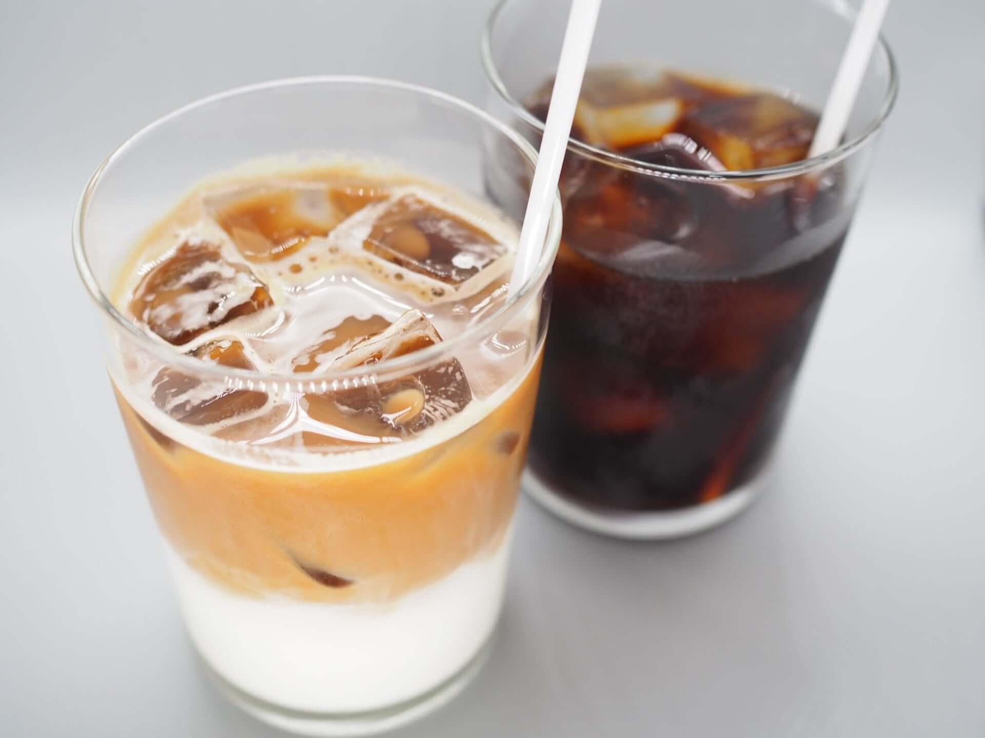 「MIYASHITA CAFE」オープン記念第1弾!ダイミョウソフトクリームに夏季限定フレーバー『トロピカルマンゴー』が登場 gourmet2000820_tropicalmango-miyashitacafe_5-1920x1439