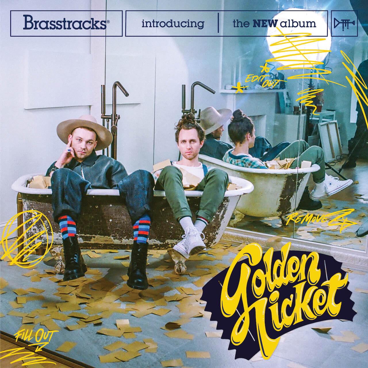 インタビュー|Brasstracksが新たな扉を開く『Golden Ticket』を手に入れるまで music_brasstracks_04