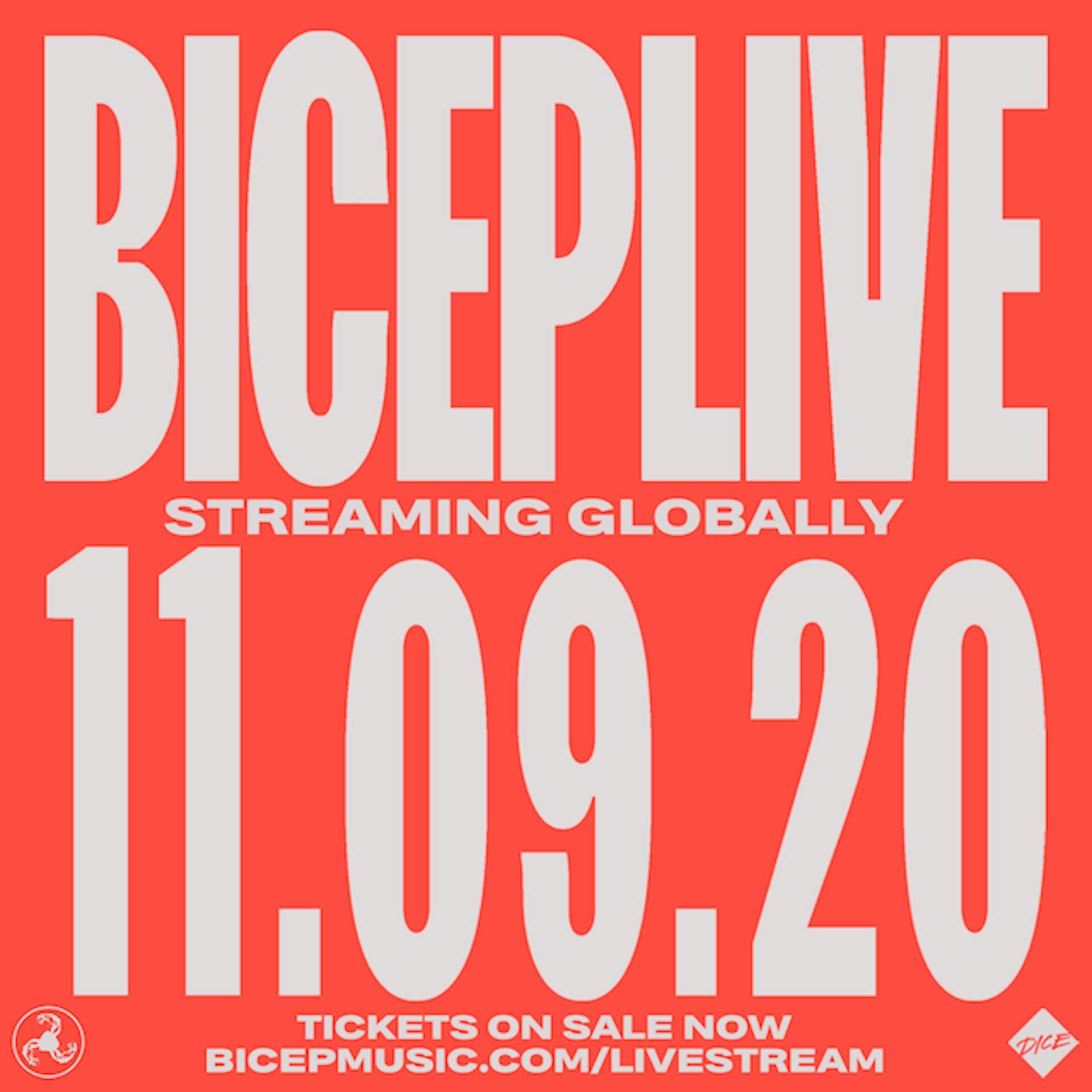 BICEPが一夜限りのスタジオライブを配信決定!未発表曲やこれまでリリースされた楽曲などを披露 music200821_bicep_01
