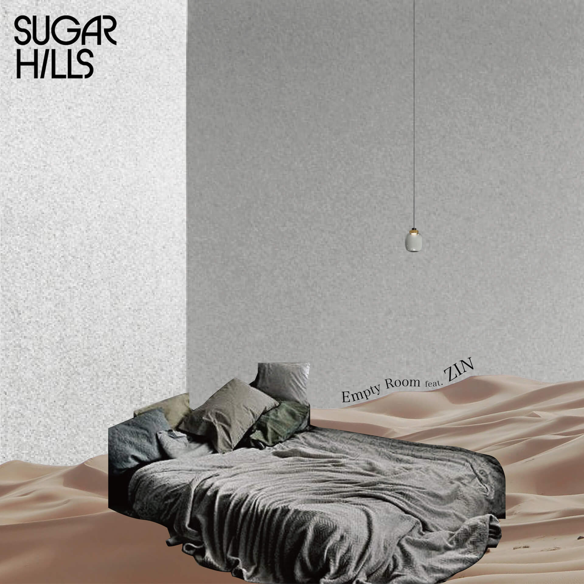 """サウンドプロデューサー・伊藤修平による新プロジェクト、SUGAR HILLSの作品第1弾""""Empty Room feat.ZIN""""がリリース決定! music200821_sugarhills_2"""