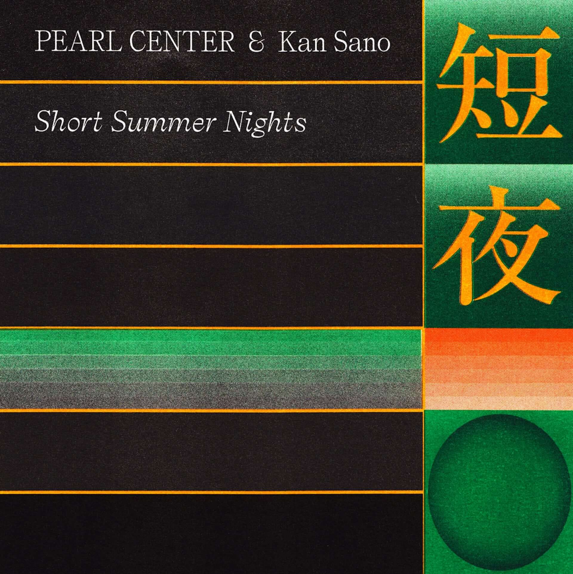 "MATTON率いるPEARL CENTERとKan Sanoのコラボ曲""短夜(ミジカヨ)""がリリース決定!配信企画「And Become One」第3弾 music2000824_pearlcenter_2-1920x1922"