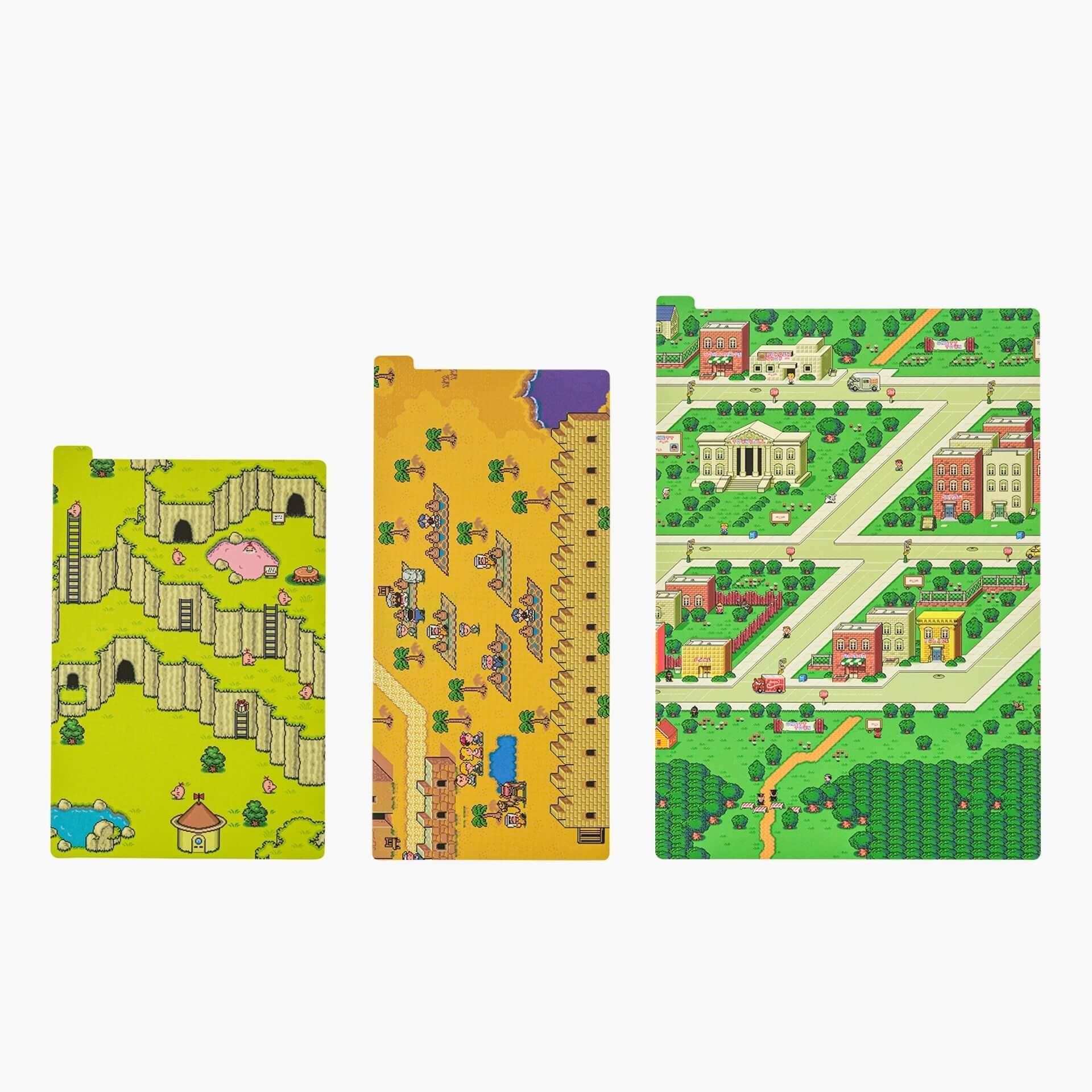 どせいさんやネスも登場!『MOTHER』デザインの『ほぼ日手帳』2021年版のラインナップが大公開 art2000825_mother-hobonichi_5-1920x1920