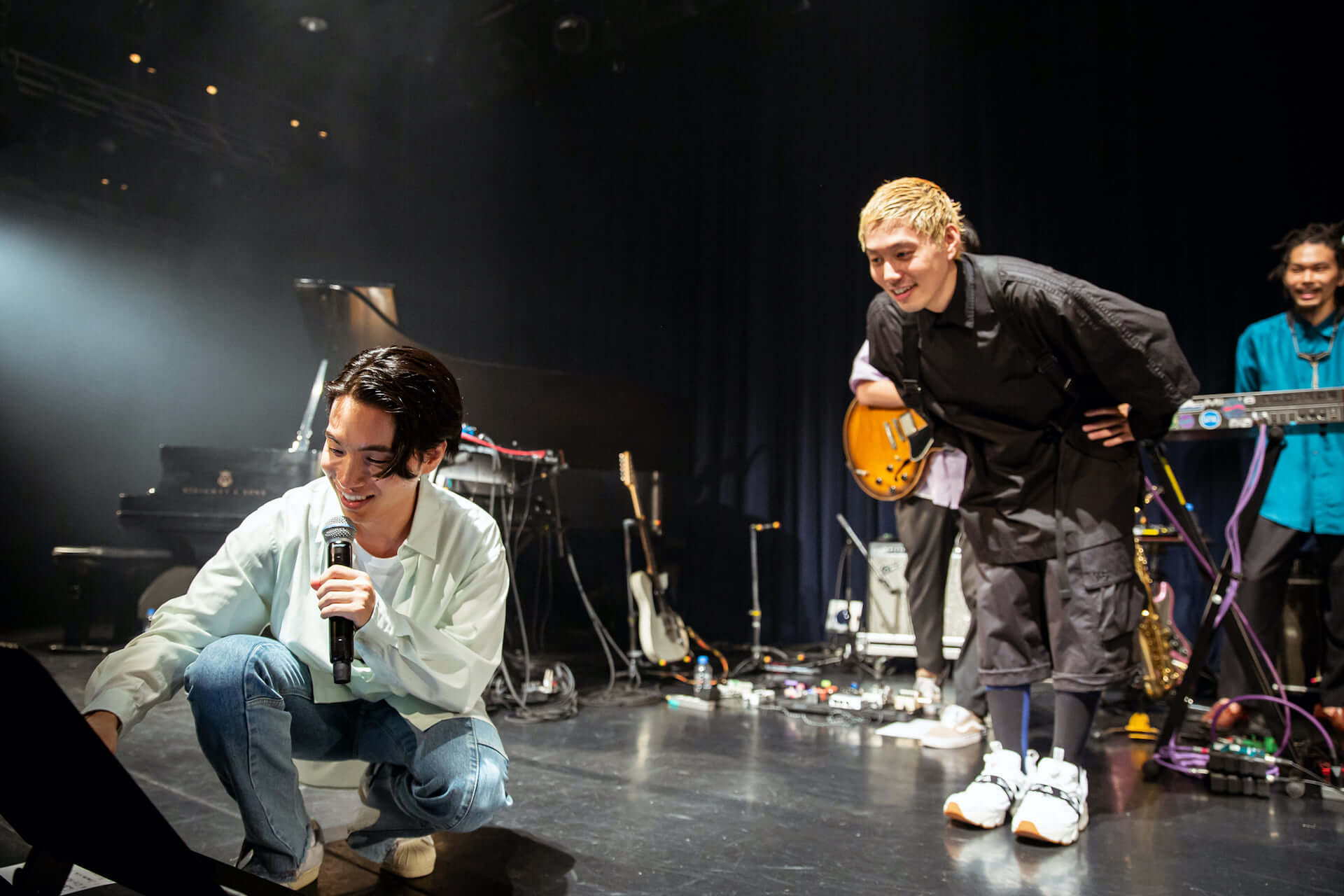 結成10周年を迎えたSoulflexがビルボードライブ大阪からキャリア初の生配信ライブを敢行!ライブレポートが到着 music2000825_soulflex-livereport_18-1920x1280