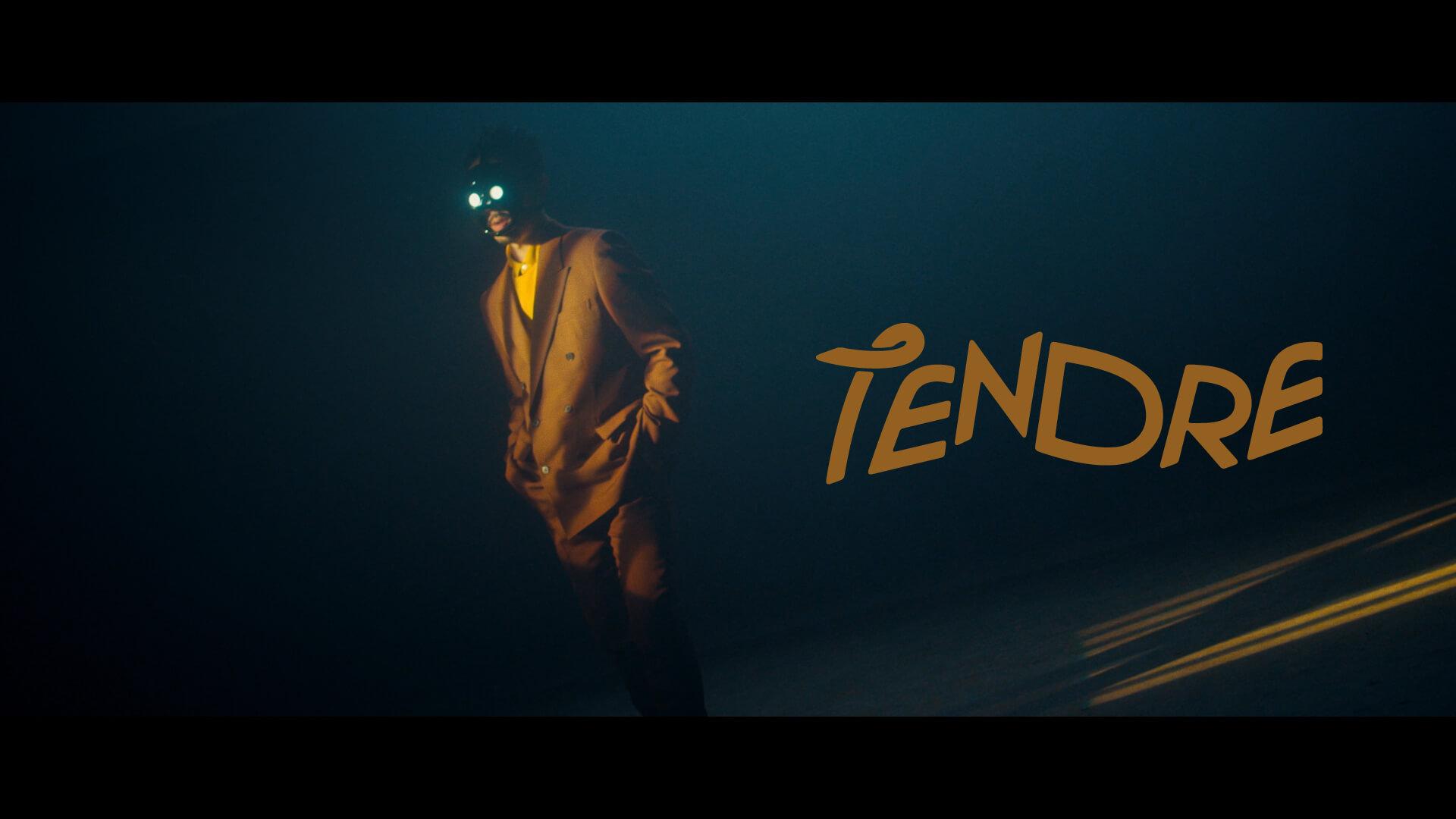 "TENDREの新アルバム『LIFE LESS LONELY』先行曲""JOKE""の配信がスタート&MVも解禁! music2020826-tendre"