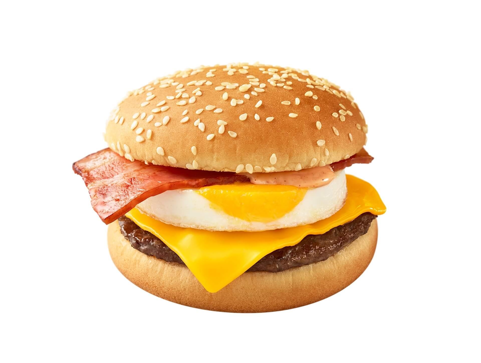 マクドナルドの定番「月見バーガー」シリーズに今年は濃厚ふわとろ月見、月見パイ、マックフルーリー月見が登場! gourmet200826_mcdonald_tsukimi_10