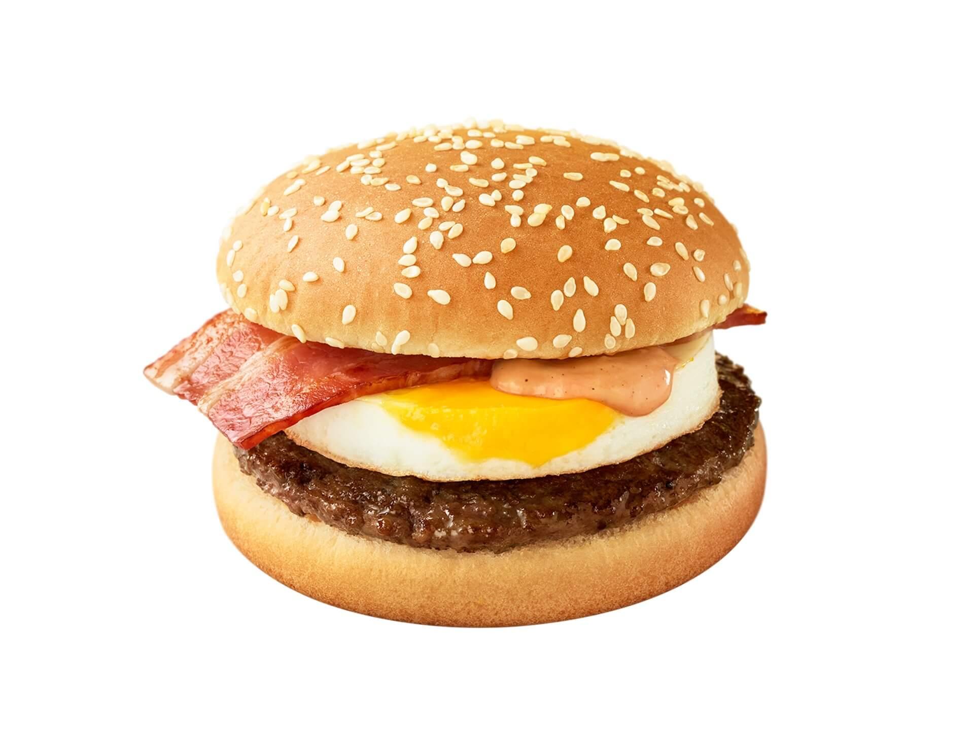 マクドナルドの定番「月見バーガー」シリーズに今年は濃厚ふわとろ月見、月見パイ、マックフルーリー月見が登場! gourmet200826_mcdonald_tsukimi_11