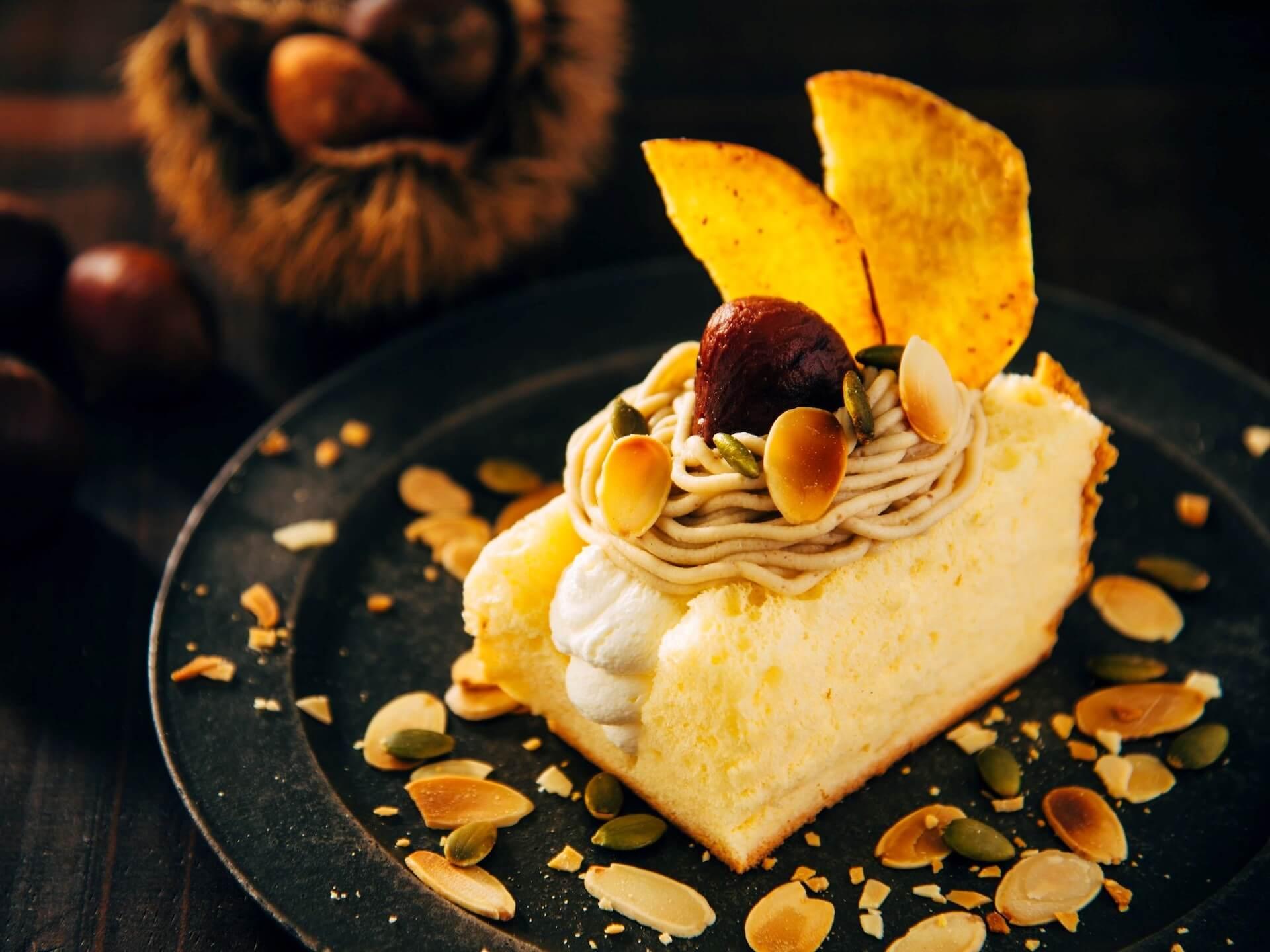 『AKOMEYA食堂』から和の食材を楽しめるシフォンケーキやどら焼きなど秋の新作スイーツ5種類が登場! food202087-akomeya2