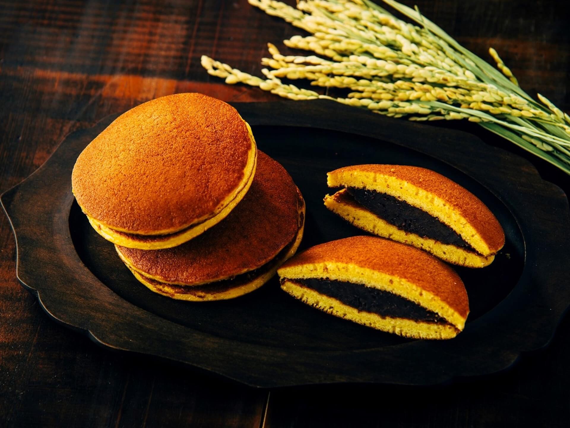 『AKOMEYA食堂』から和の食材を楽しめるシフォンケーキやどら焼きなど秋の新作スイーツ5種類が登場! food202087-akomeya6