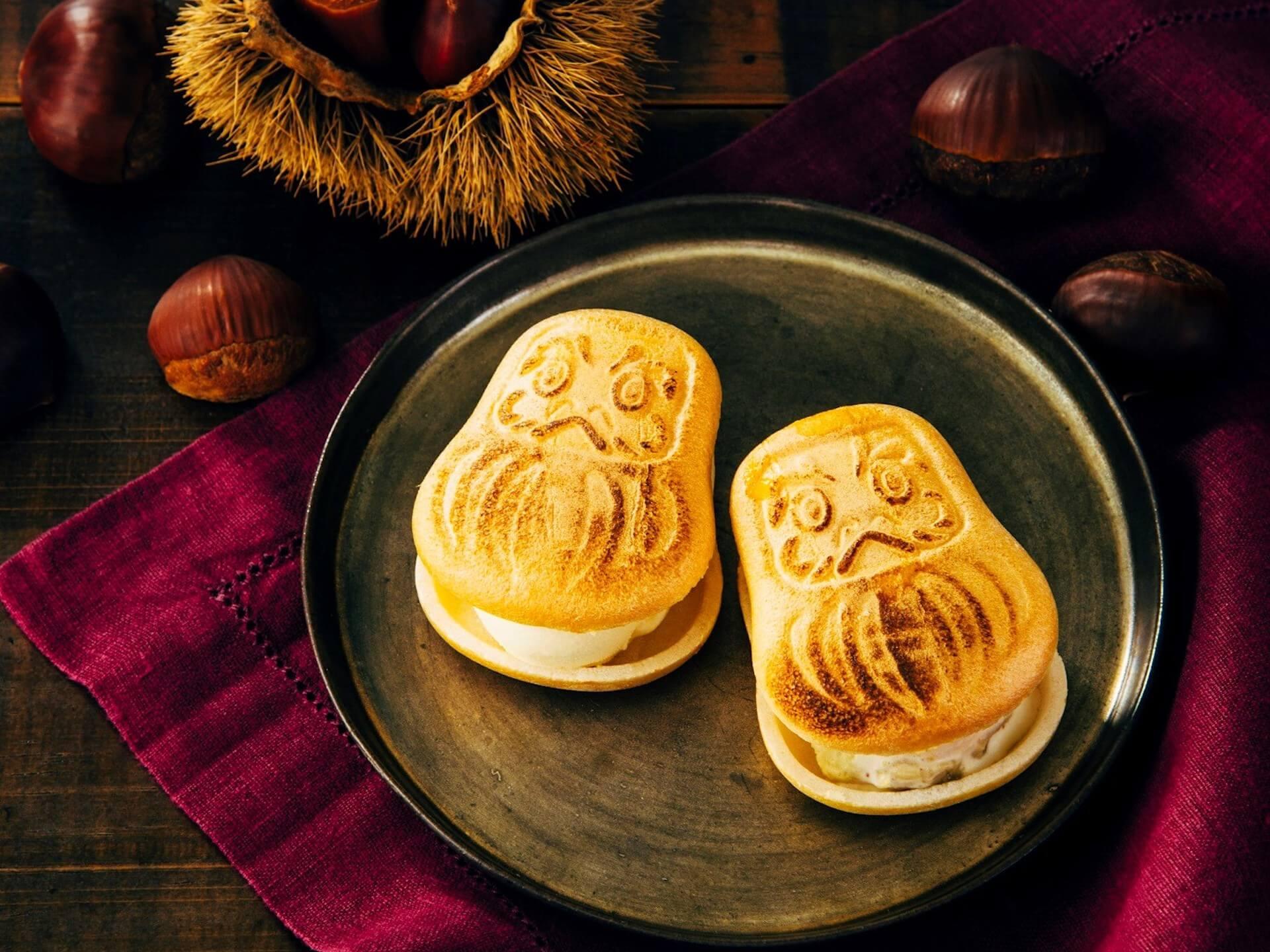『AKOMEYA食堂』から和の食材を楽しめるシフォンケーキやどら焼きなど秋の新作スイーツ5種類が登場! food202087-akomeya5
