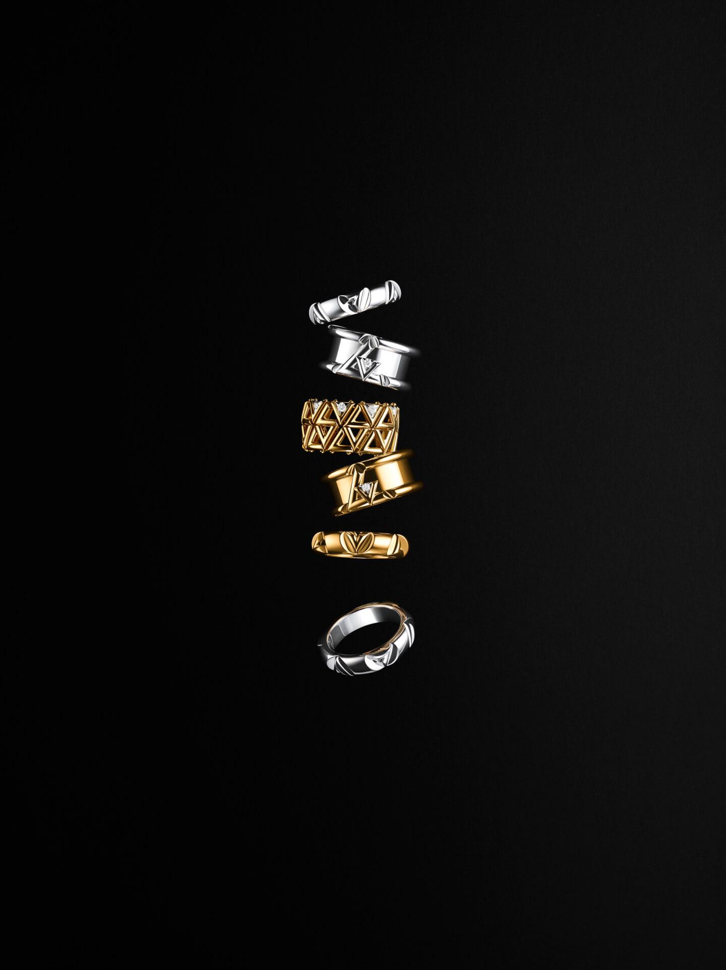 ルイ・ヴィトンから新作ジュエリーコレクション「LV ヴォルト」が発売決定!ブランド初となるユニセックスのデザインに fashion2020728_louisvuitton3