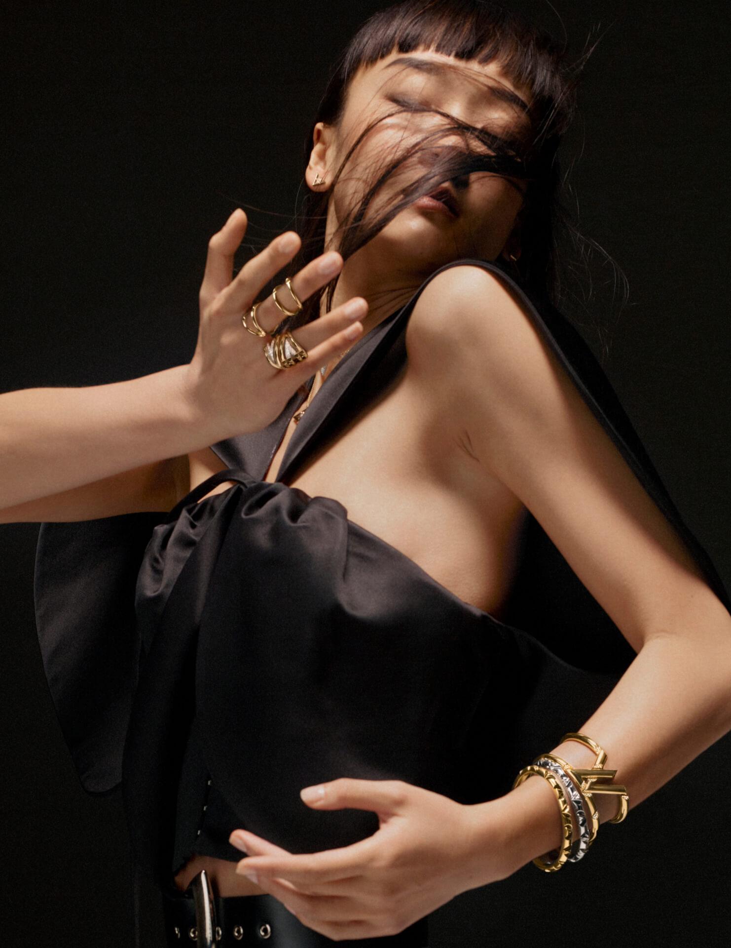 ルイ・ヴィトンから新作ジュエリーコレクション「LV ヴォルト」が発売決定!ブランド初となるユニセックスのデザインに fashion2020728_louisvuitton5