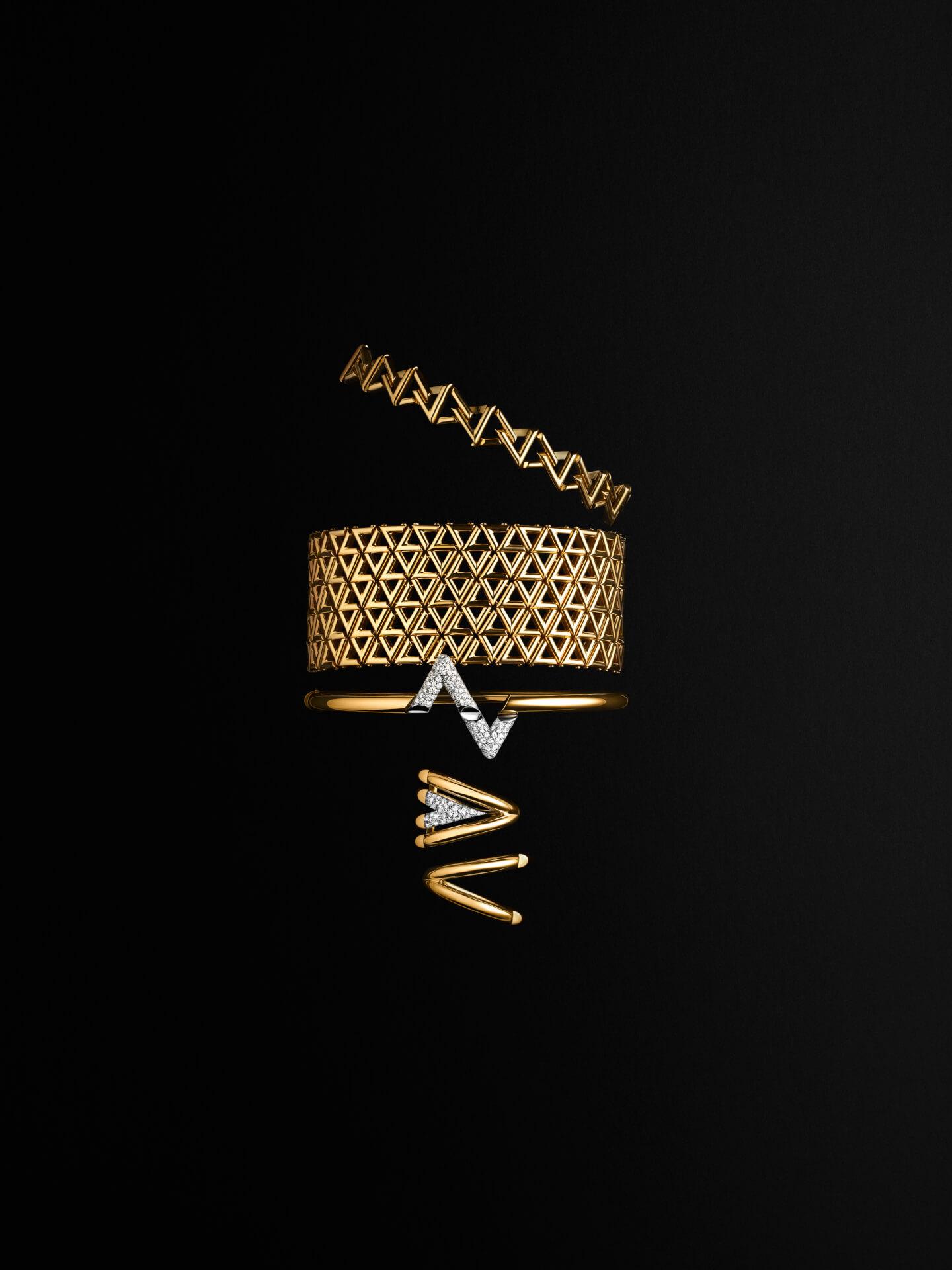 ルイ・ヴィトンから新作ジュエリーコレクション「LV ヴォルト」が発売決定!ブランド初となるユニセックスのデザインに fashion2020728_louisvuitton8