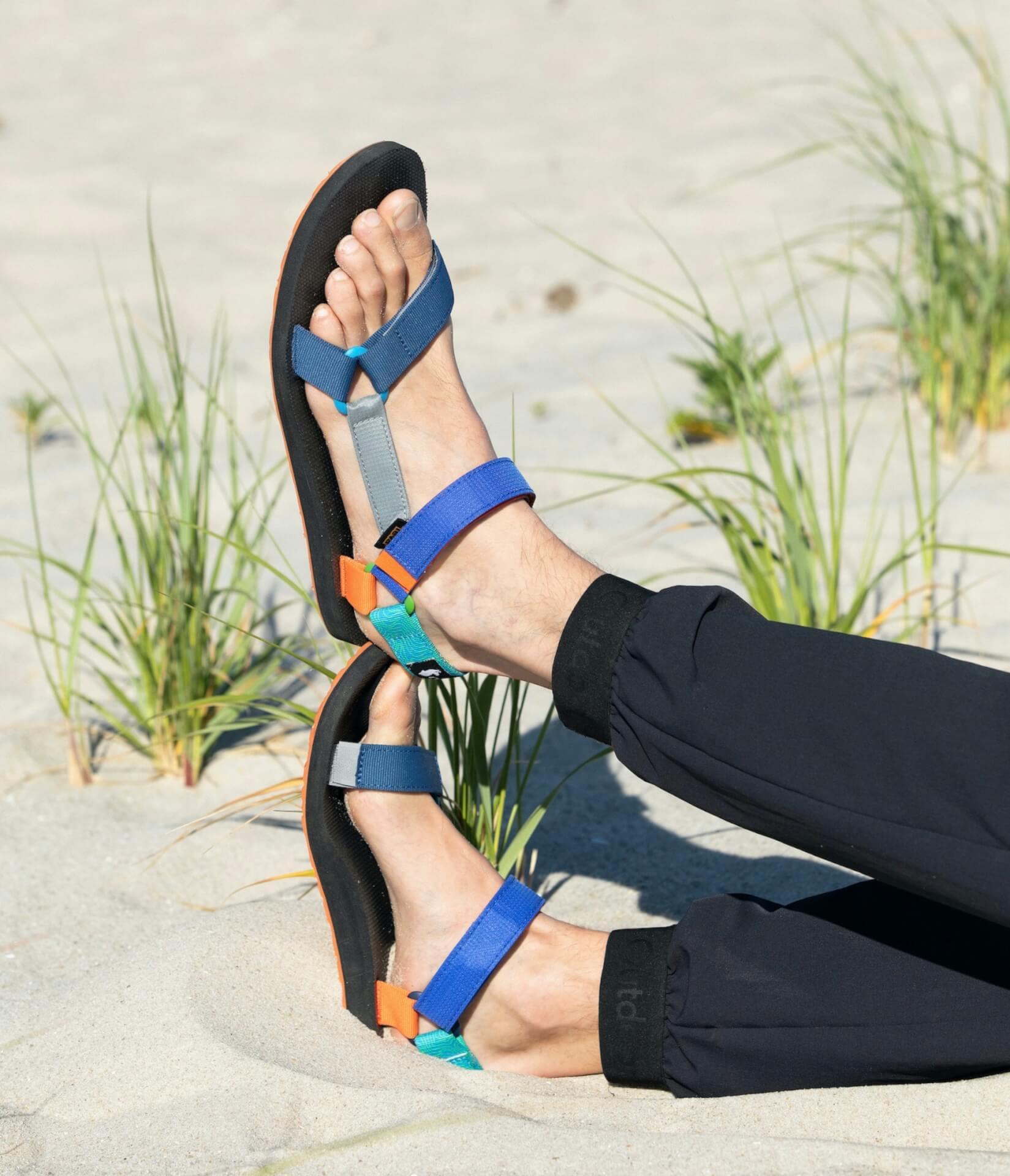 Tevaと米国の次世代アウトドアブランドCotopaxiがコラボ!サステナブルな素材にこだわったサンダルが本日発売 fashion2020729_teva5