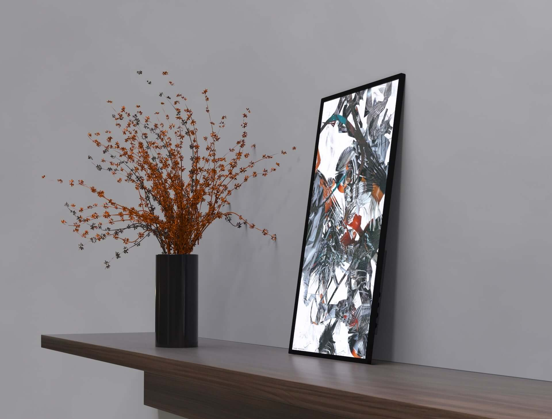 オンラインギャラリーの作品も投影できるデジタルアートフレーム『Mono X7』の予約販売が開始!YOSHIROTTENのコメントも tech200831_mono-x7_3-1920x1459