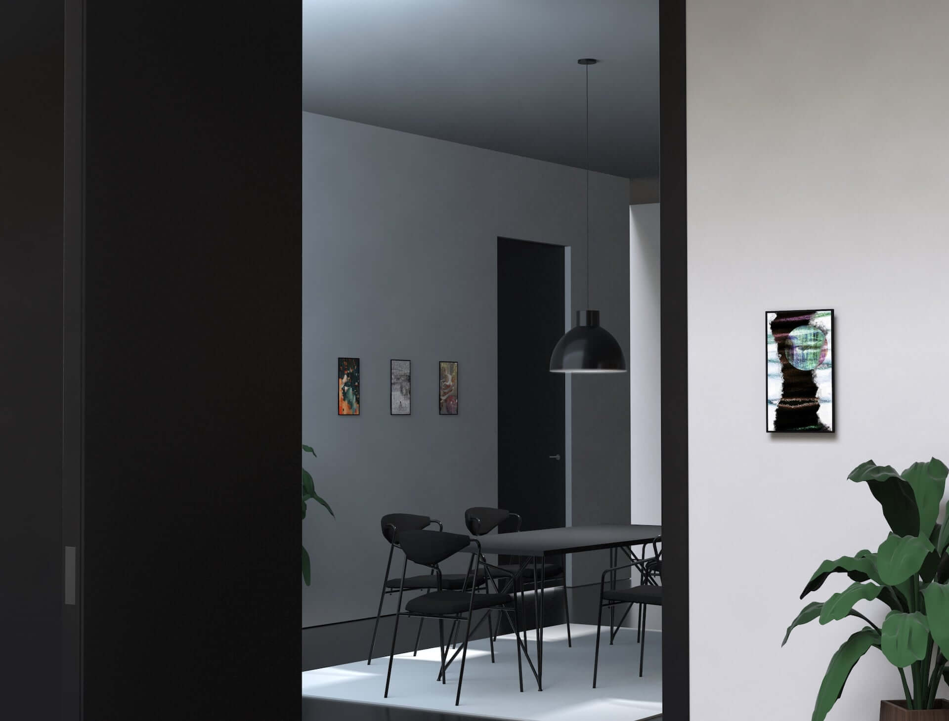 オンラインギャラリーの作品も投影できるデジタルアートフレーム『Mono X7』の予約販売が開始!YOSHIROTTENのコメントも tech200831_mono-x7_4-1920x1459