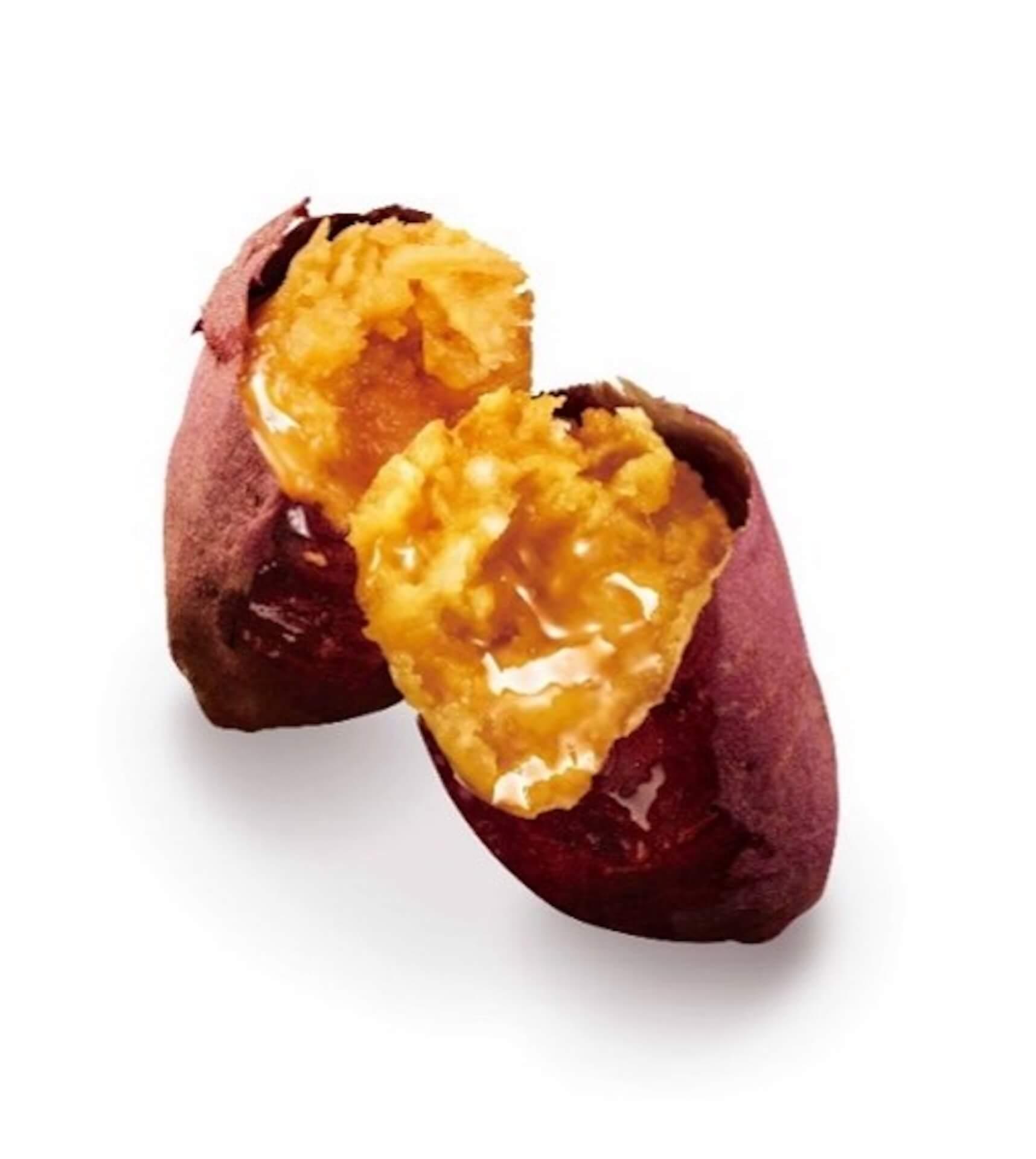 """秋の風味をハーゲンダッツで!人気の蜜芋""""紅はるか""""の味わいを堪能できるミニカップ『蜜いも』が期間限定で発売 gourmet200831_haagendazs_1"""