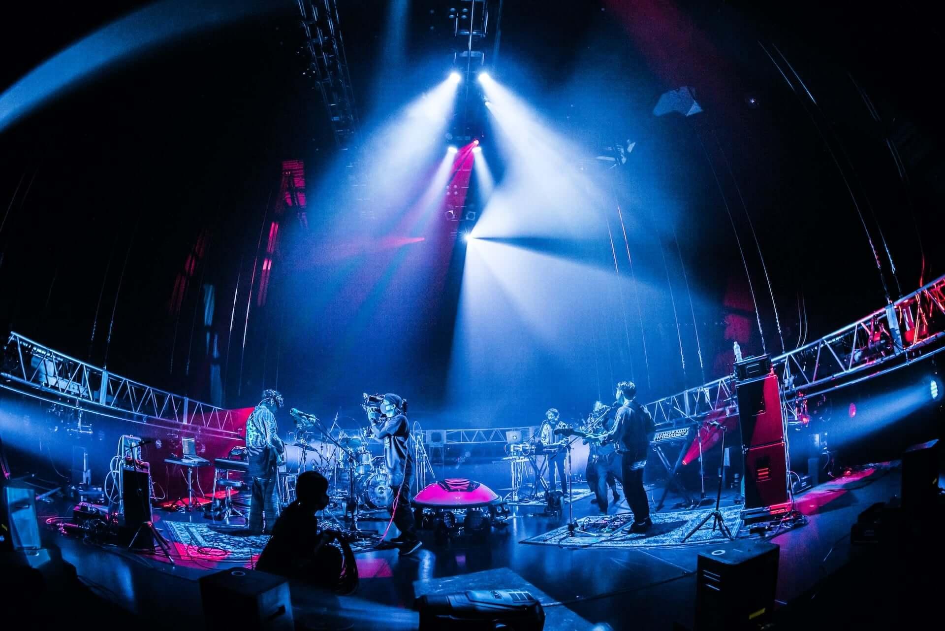 King Gnuがバンド初の配信ライブ<King Gnu Streaming Live>を実施!ライブレポートが到着 music200831_kinggnu-live_3-1920x1281