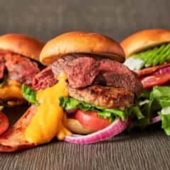 肉ソンフレッシュです!バーガー