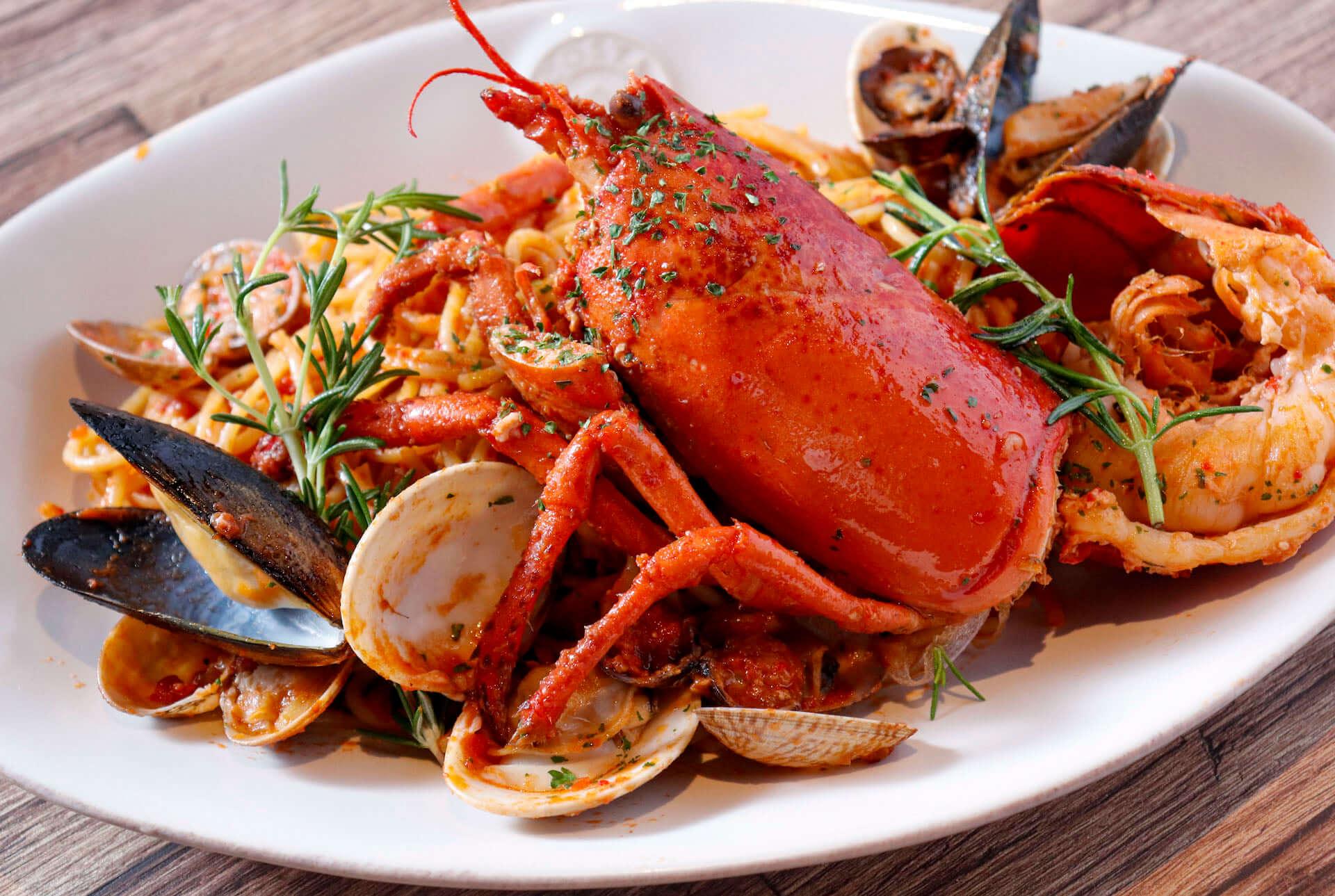 旬を迎えた「オマール海老」を堪能しよう!新宿のイタリアン・cicciで<とびきり美味しいオマール海老フェア>が明日開催 gourmet200902_cicci-shinjuku_2-1920x1289