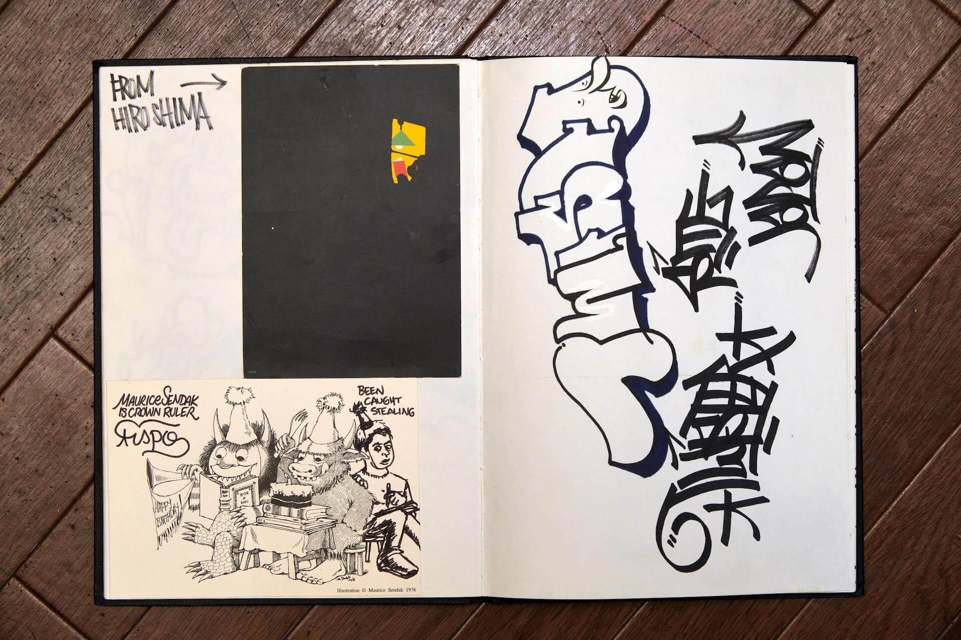 漫画『少年イン・ザ・フッド』単行本化インタビュー|Ghetto Hollywoodに影響を与えた作品たち interview200907_ghettohollywood_4
